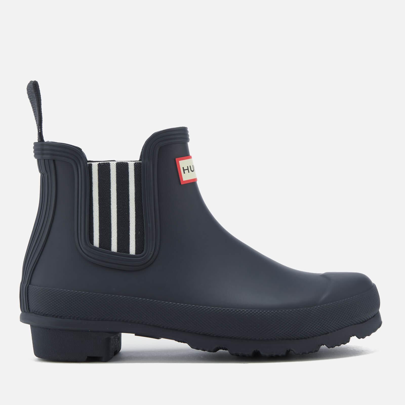 HunterOriginal Garden Stripe Chelsea Boots Yqd0ytcM