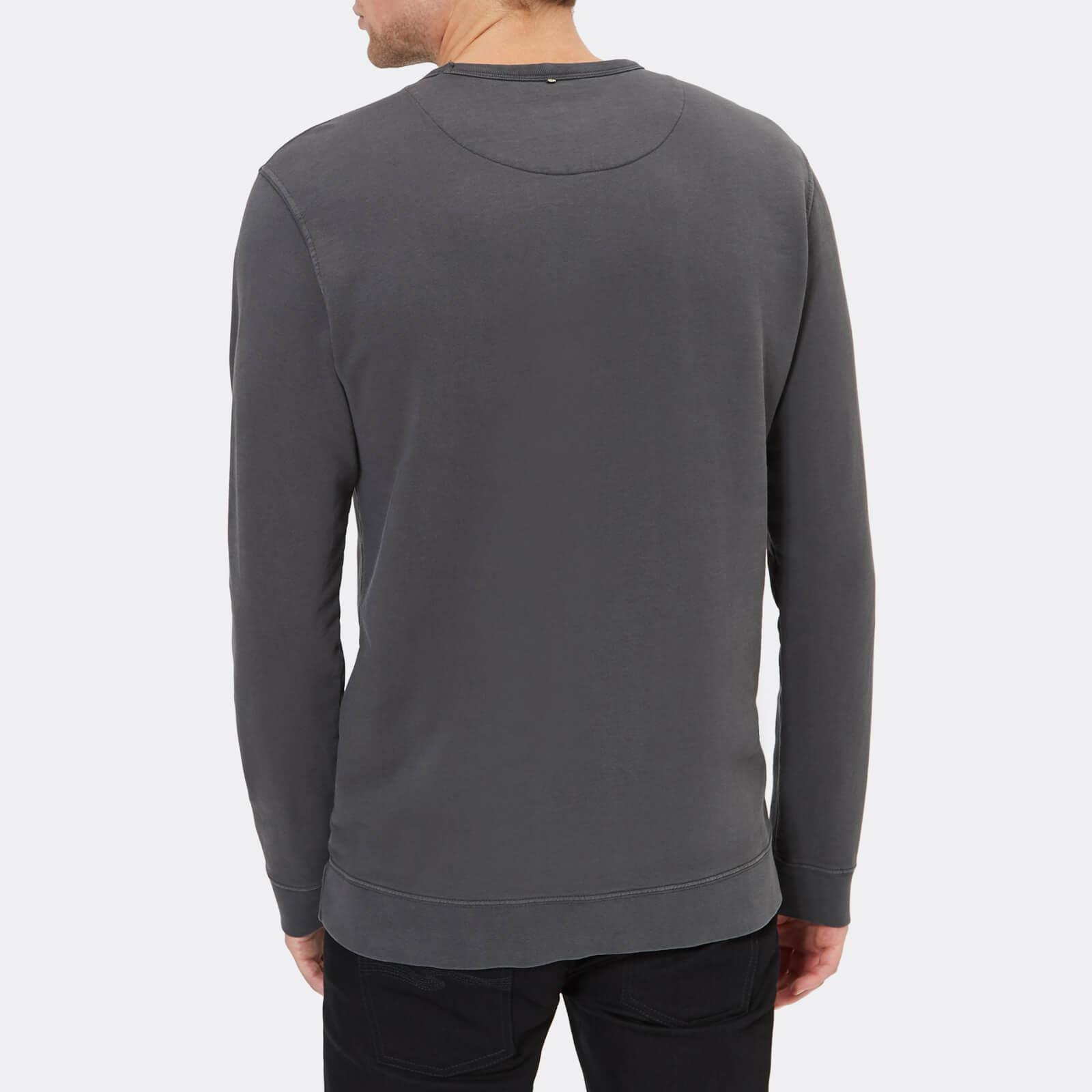 Men For Sweatshirt Havelock Gray Lyst Pretty Green In Applique wqYxtT0