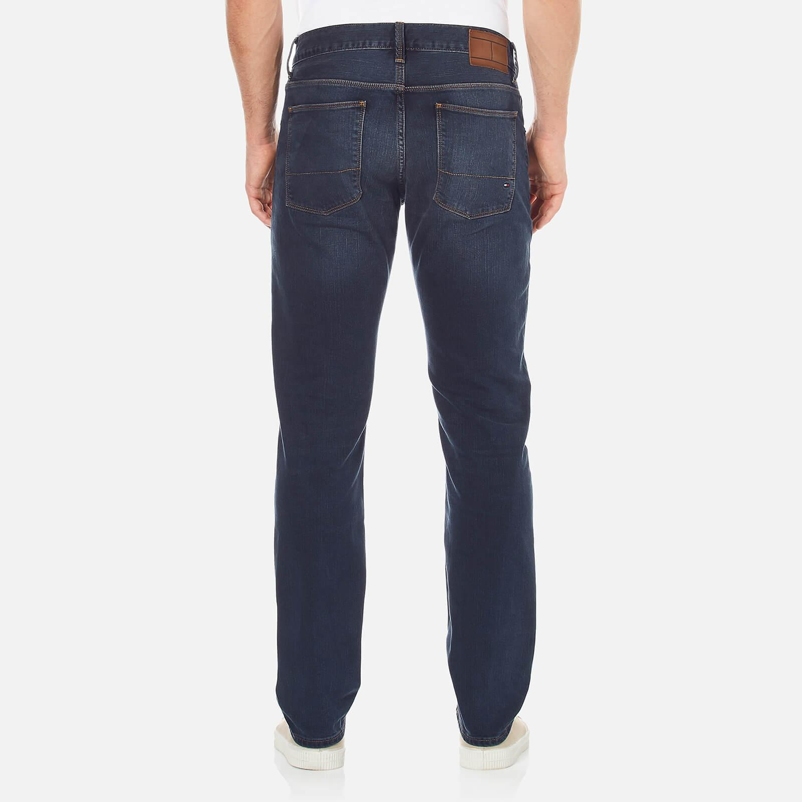 6af98b50d Tommy Hilfiger - Blue Denton Straight Leg Denim Jeans for Men - Lyst. View  fullscreen