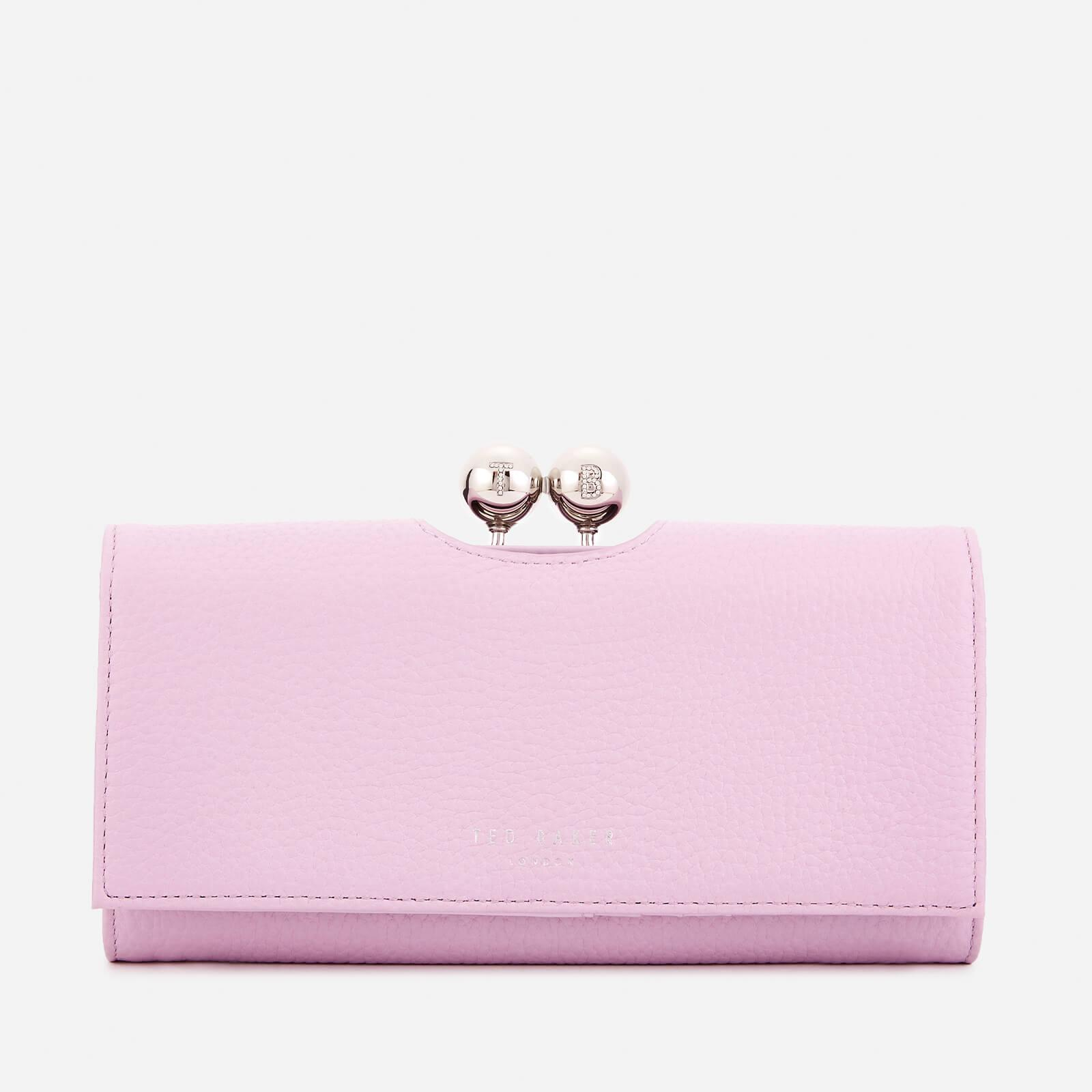 d18408a4f897 Lyst - Ted Baker Josiey Tb Pave Bobble Matinee Purse in Pink