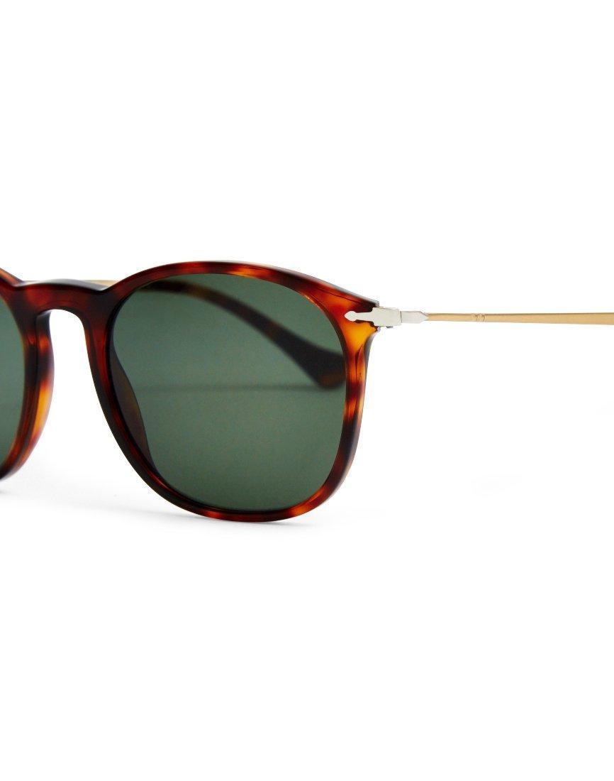 76577f89cffa4 Lyst - Persol Design Sunglasses Brown for Men