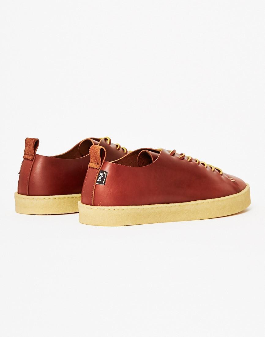 Yogi Brown Rufus Shoes