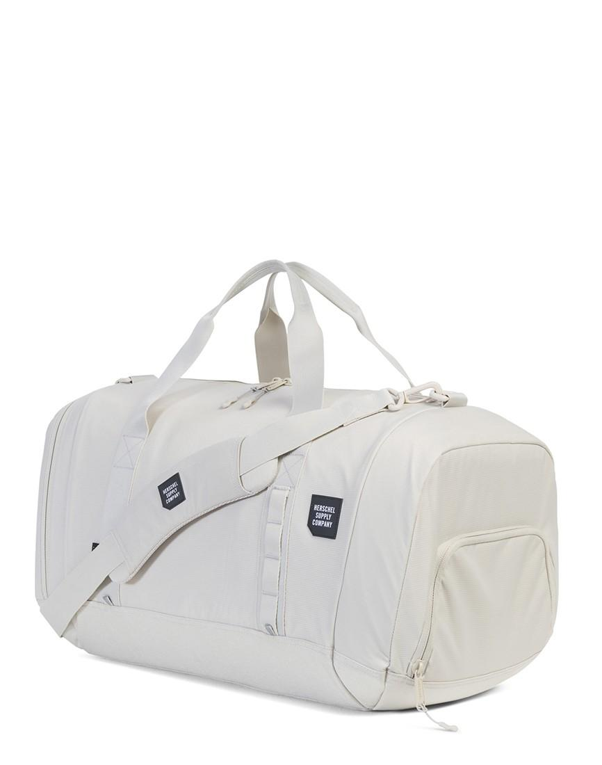 baa85a028c8e Lyst - Herschel Supply Co. Gorge Duffle Bag White in White for Men