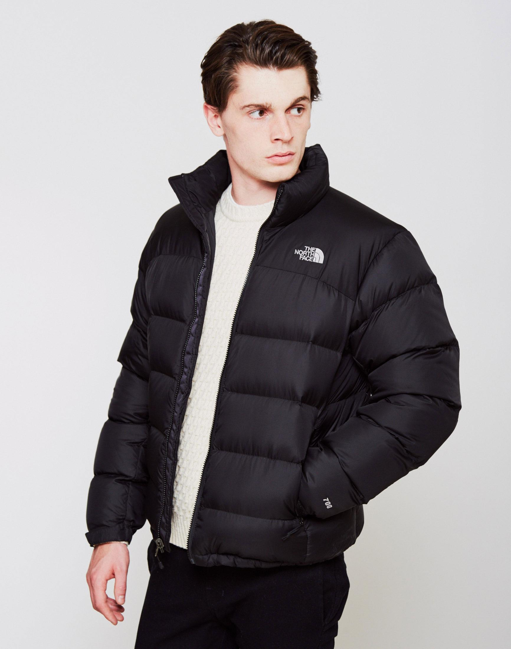 bdee1f5ef192 Lyst - The North Face Nuptse 2 Padded Jacket in Black for Men