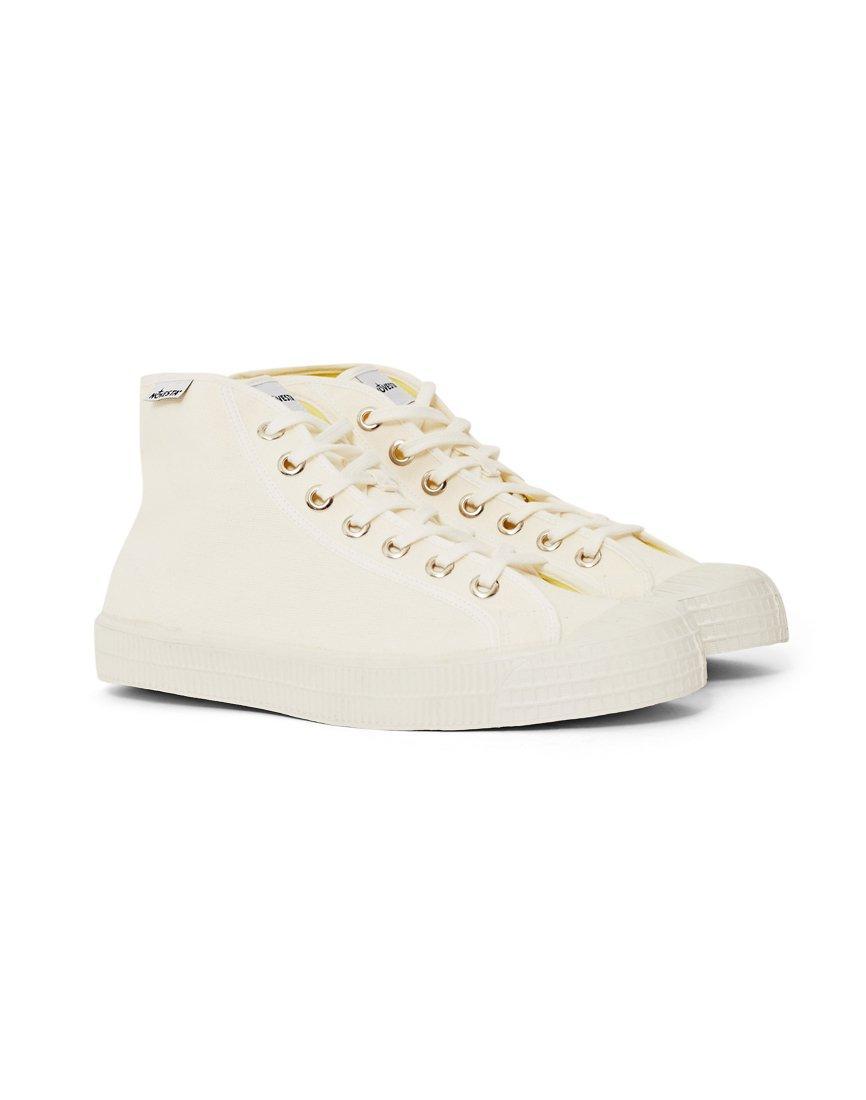 f99a393c5747 Novesta Star Dribble Hiplimsoll Off White in White for Men - Save 20 ...