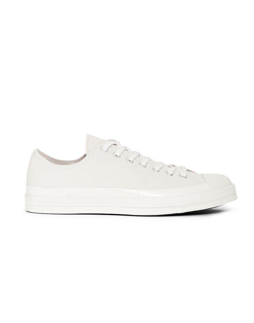 8c85b451bb14 Lyst - Converse Chuck Taylor All Star  70 Ox Natural Off White in White for  Men - Save 31%