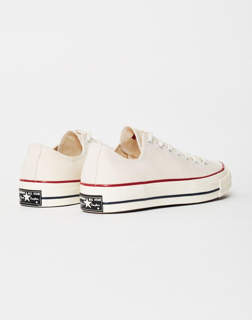 ac3c9fb8a501 Converse Men s Chuck Taylor All Star 70 Lace Up Sneakers for Men - Save 23%  - Lyst