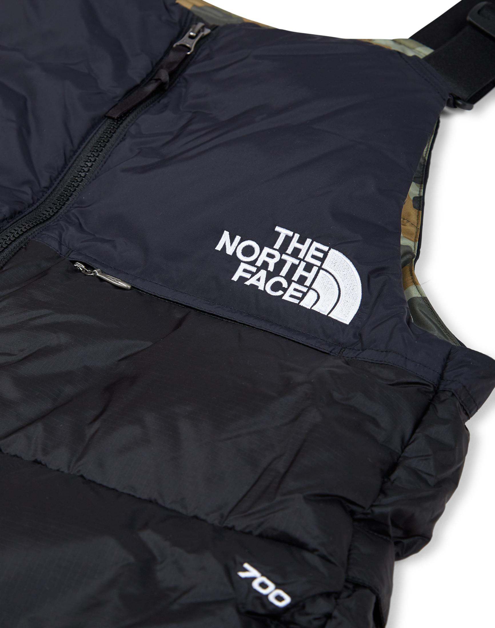 dbfb6c09c4 ... The North Face Nuptse Bib Black in Black for Men - Lyst brand new 75792  8304f ...