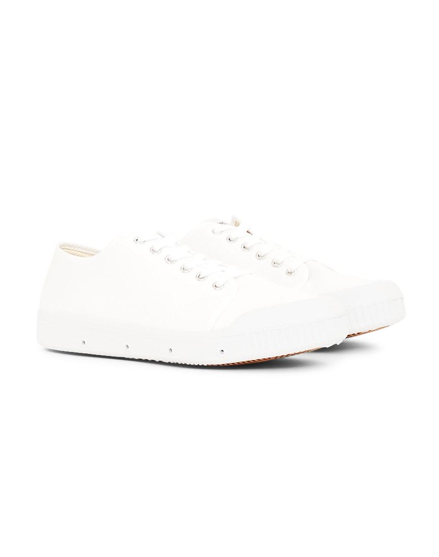 8329ed38e00c Lyst - Spring Court G2 Canvas Plimsolls White in White for Men