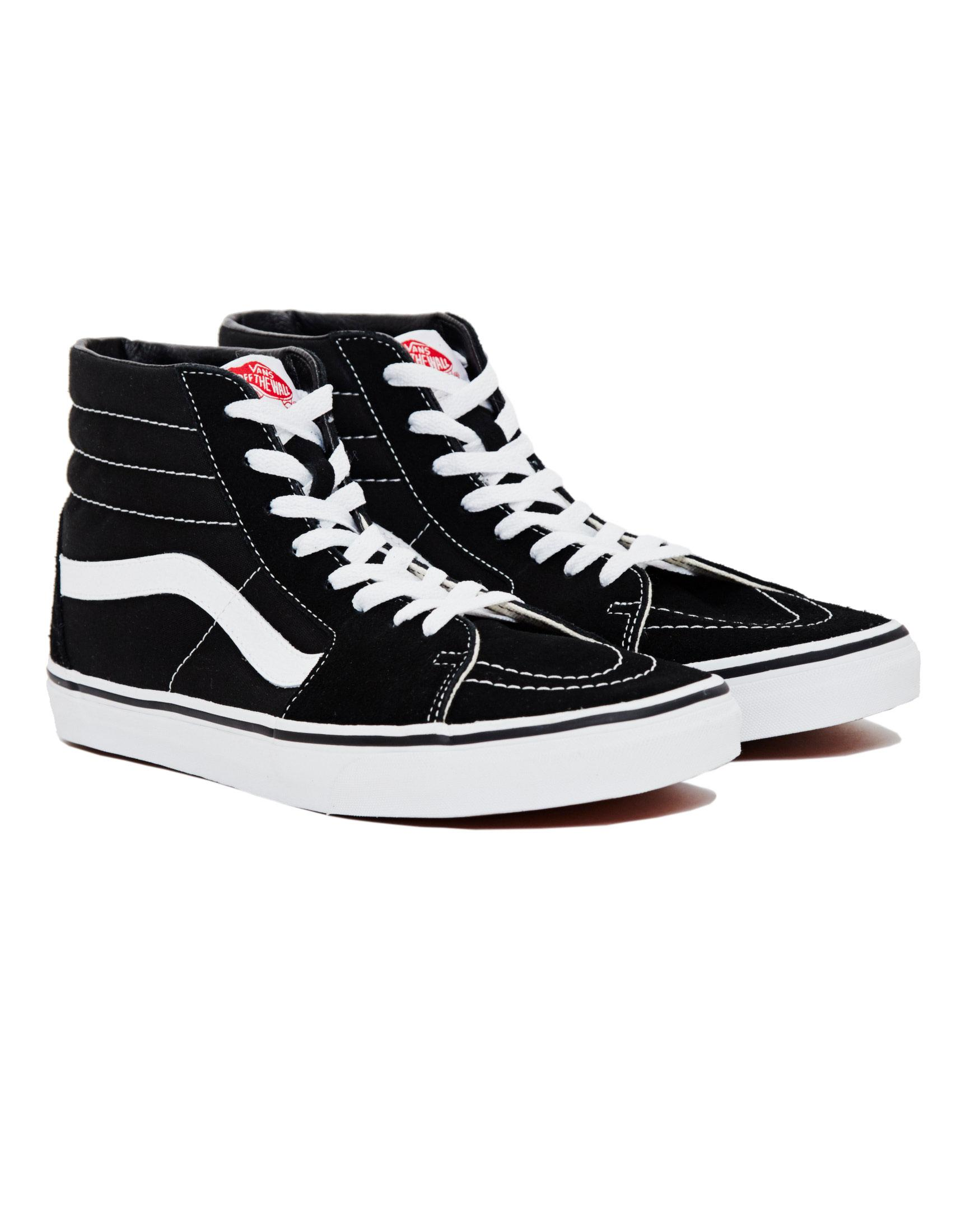 0743149b06 Lyst - Vans Sk8-hi Trainers Black in Black for Men