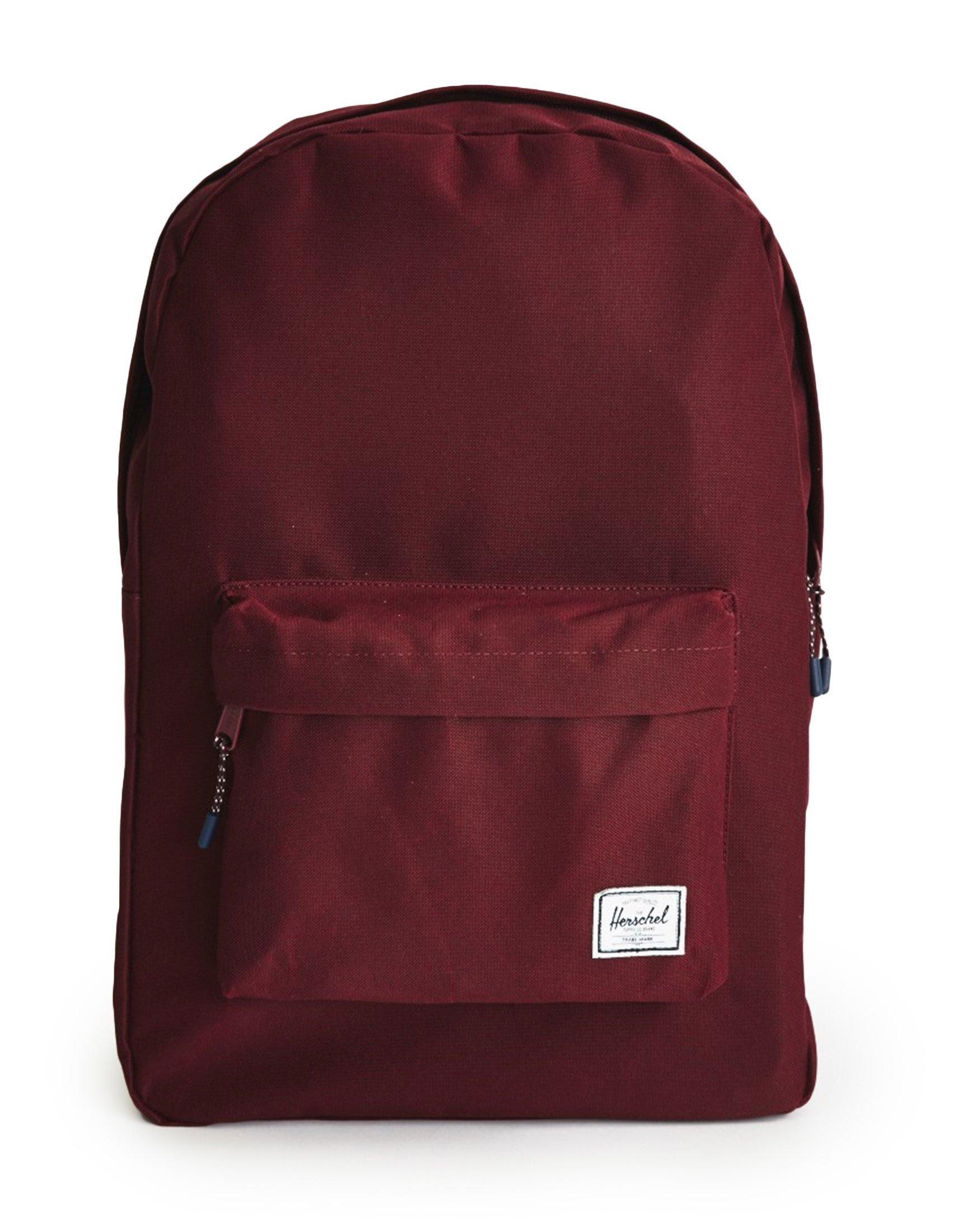 492c3133231 Lyst - Herschel Supply Co. Classic Backpack Burgundy in Red for Men