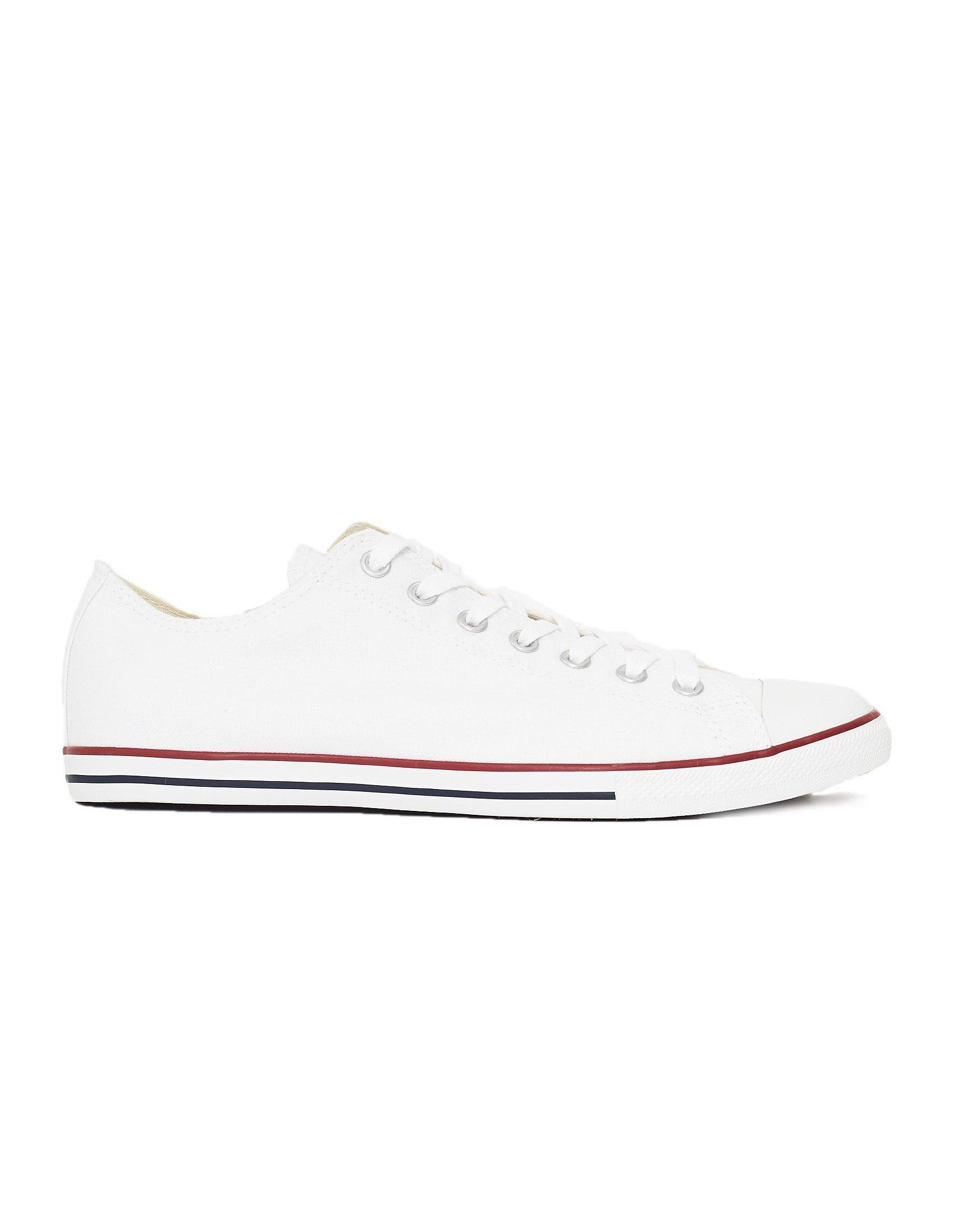 1eed5ec7804827 Lyst - Converse Chuck Taylor All Star Lean Plimsolls White in White for Men  - Save 32%