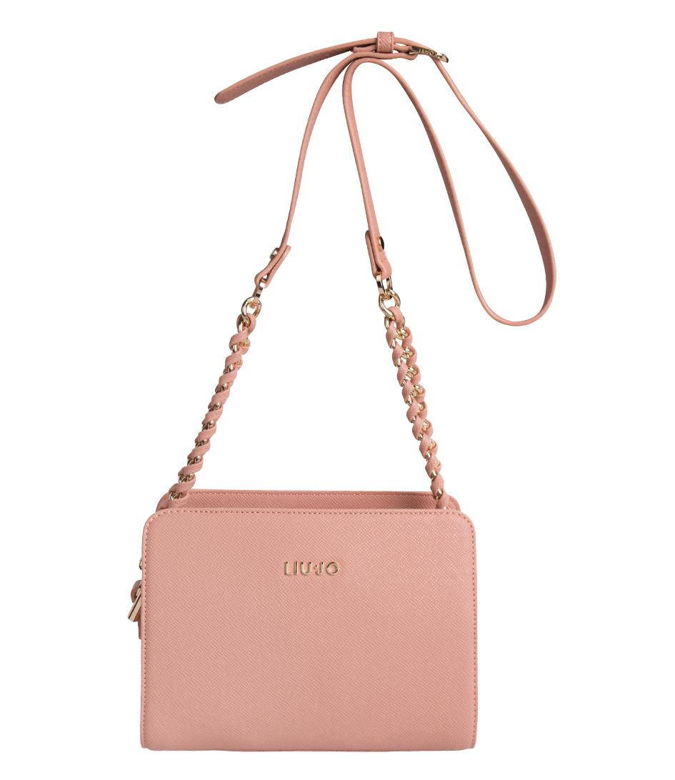 30eebd844884 Women s Pink Tracolla Xs Anna Chain. See more Liu Jo Shoulder bags.