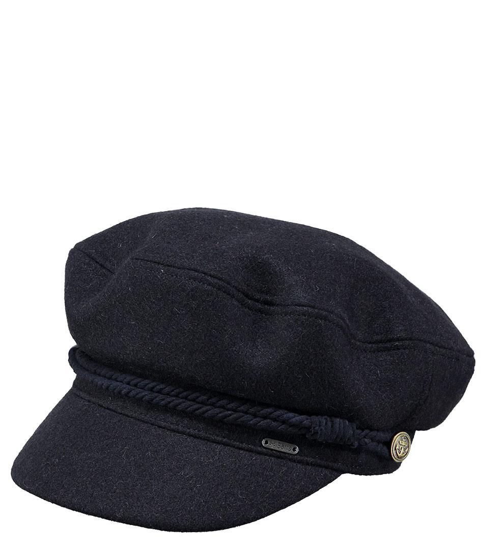 bc2138693cb Barts Skipper Cap in Blue - Lyst