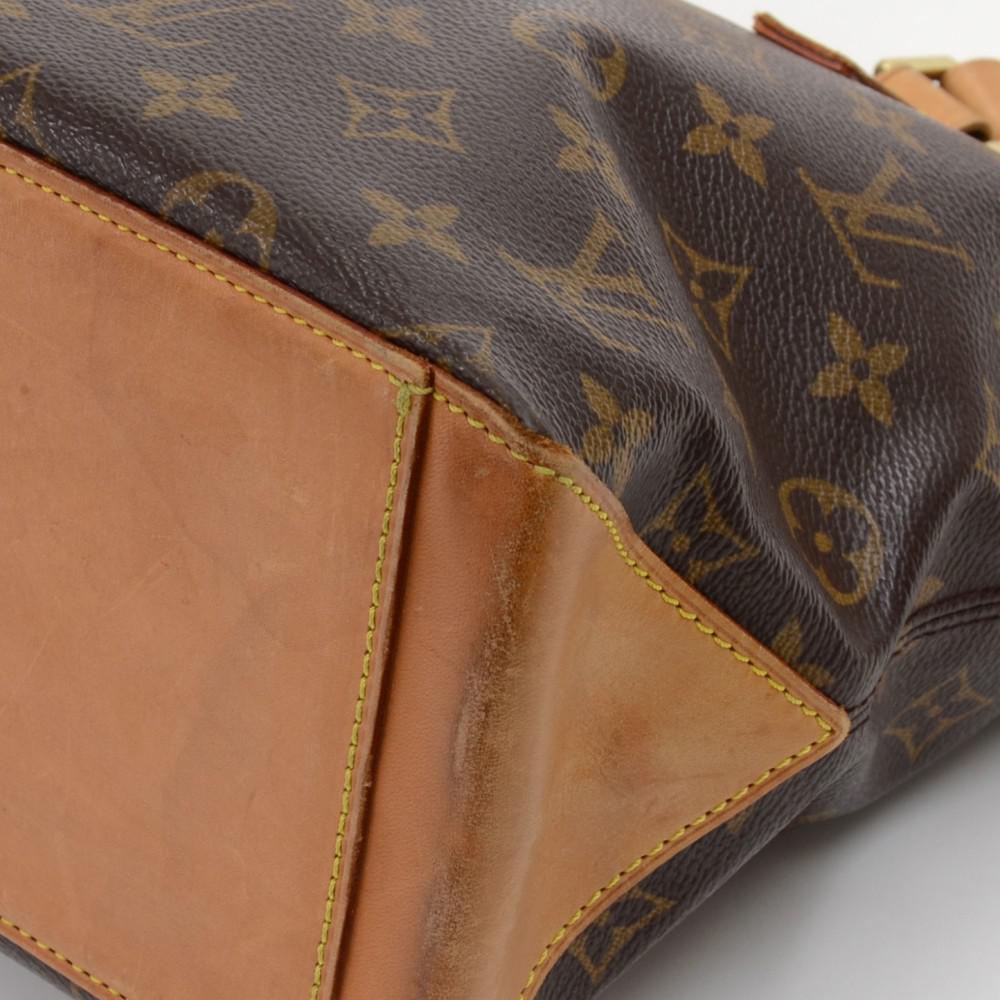 cdca72fc2dde Louis Vuitton - Brown Monogram Canvas Cabas Piano Bag - Lyst. View  fullscreen