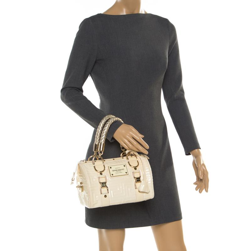 ... Patent Leather Small Snap Out Of It Satchel - Lyst. View fullscreen 5b1fc6ecbfa6c