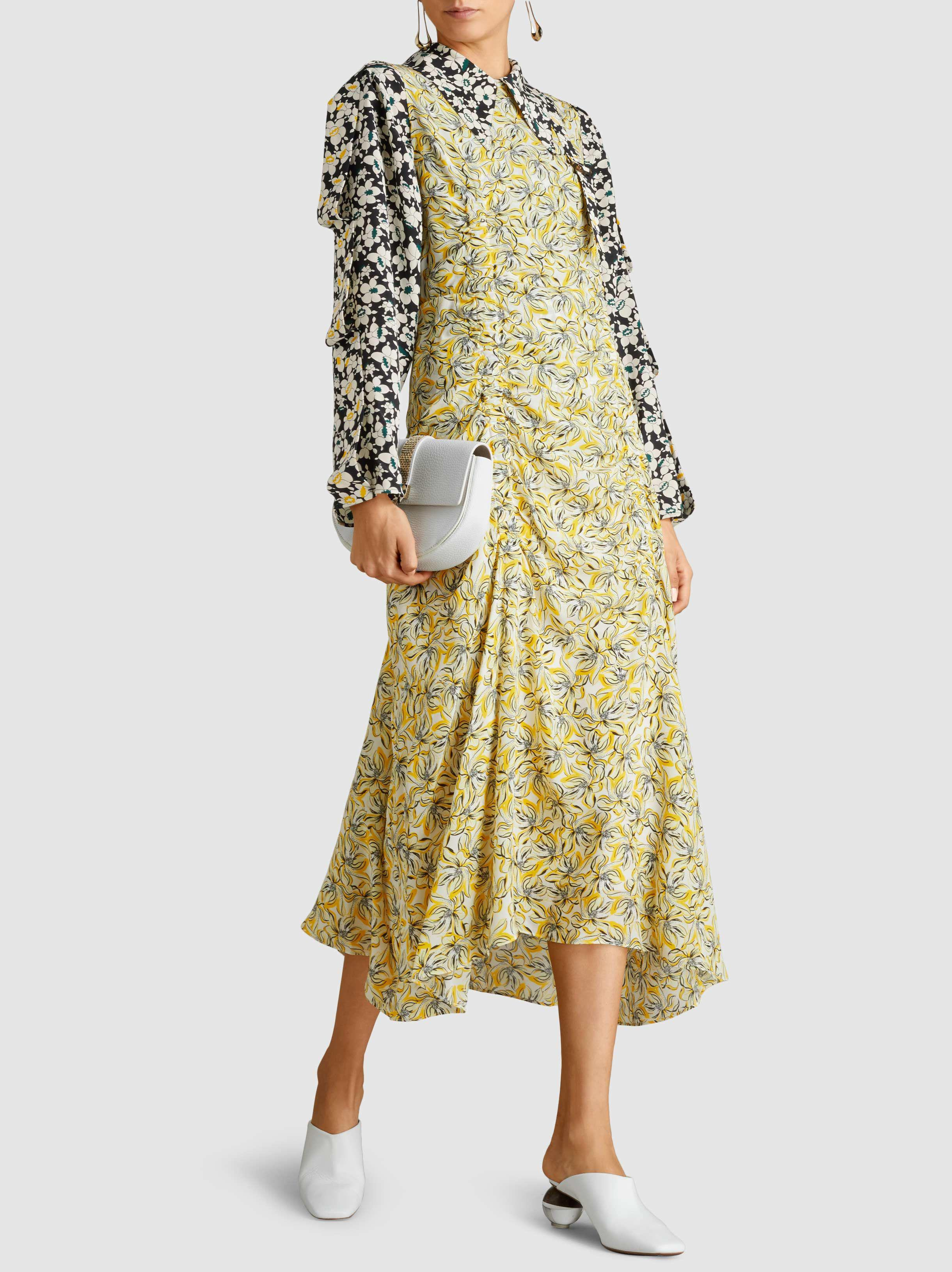 Cheap Sale Reliable Free Shipping New Arrival Wildflower Hall Midi Dress Joseph Footlocker Online New Lower Prices Store With Big Discount VChcd4