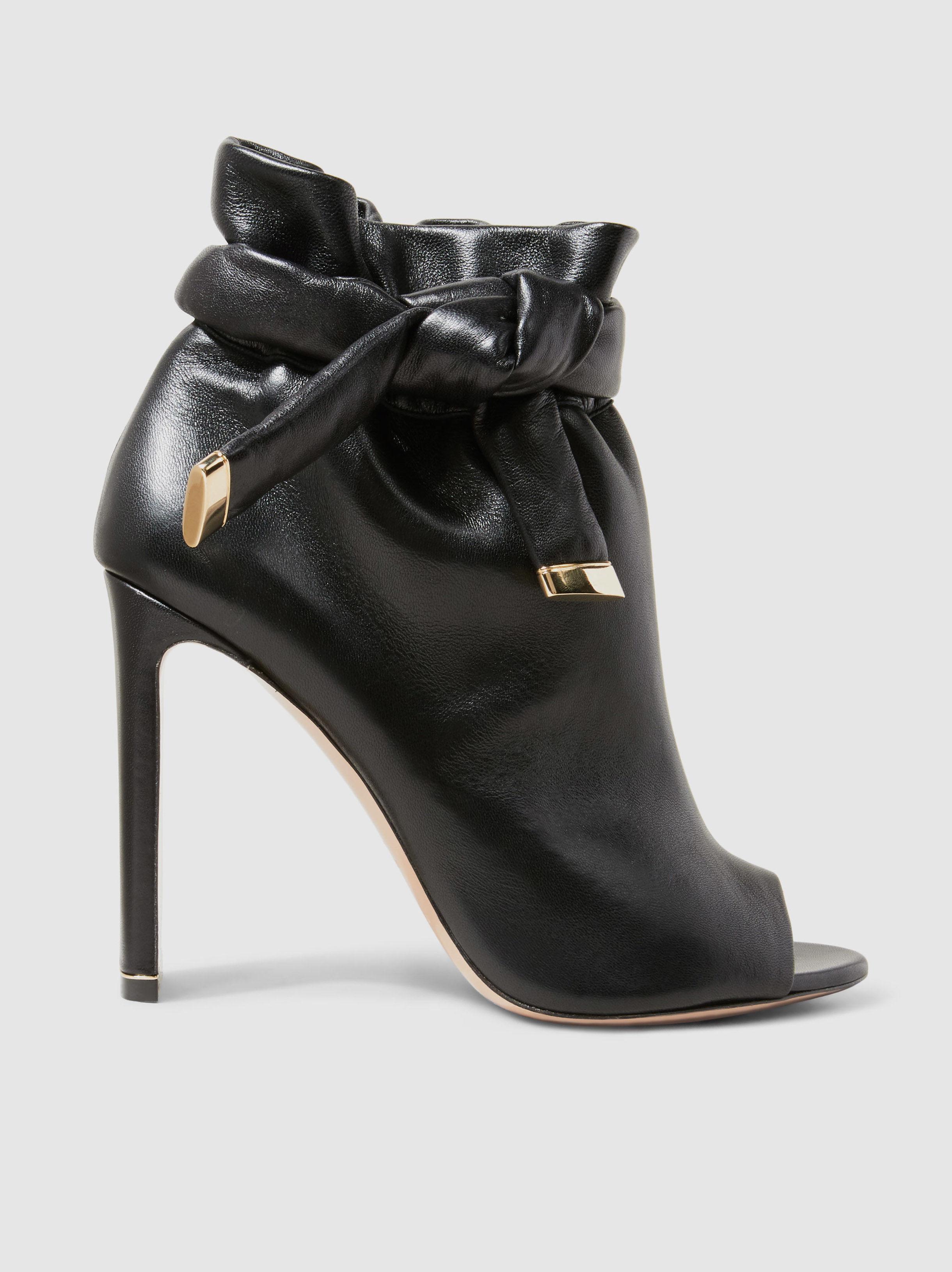 Nicholas Kirkwood Velvet Platform Ankle Boots w/ Tags cheap sale good selling IdxzOVi