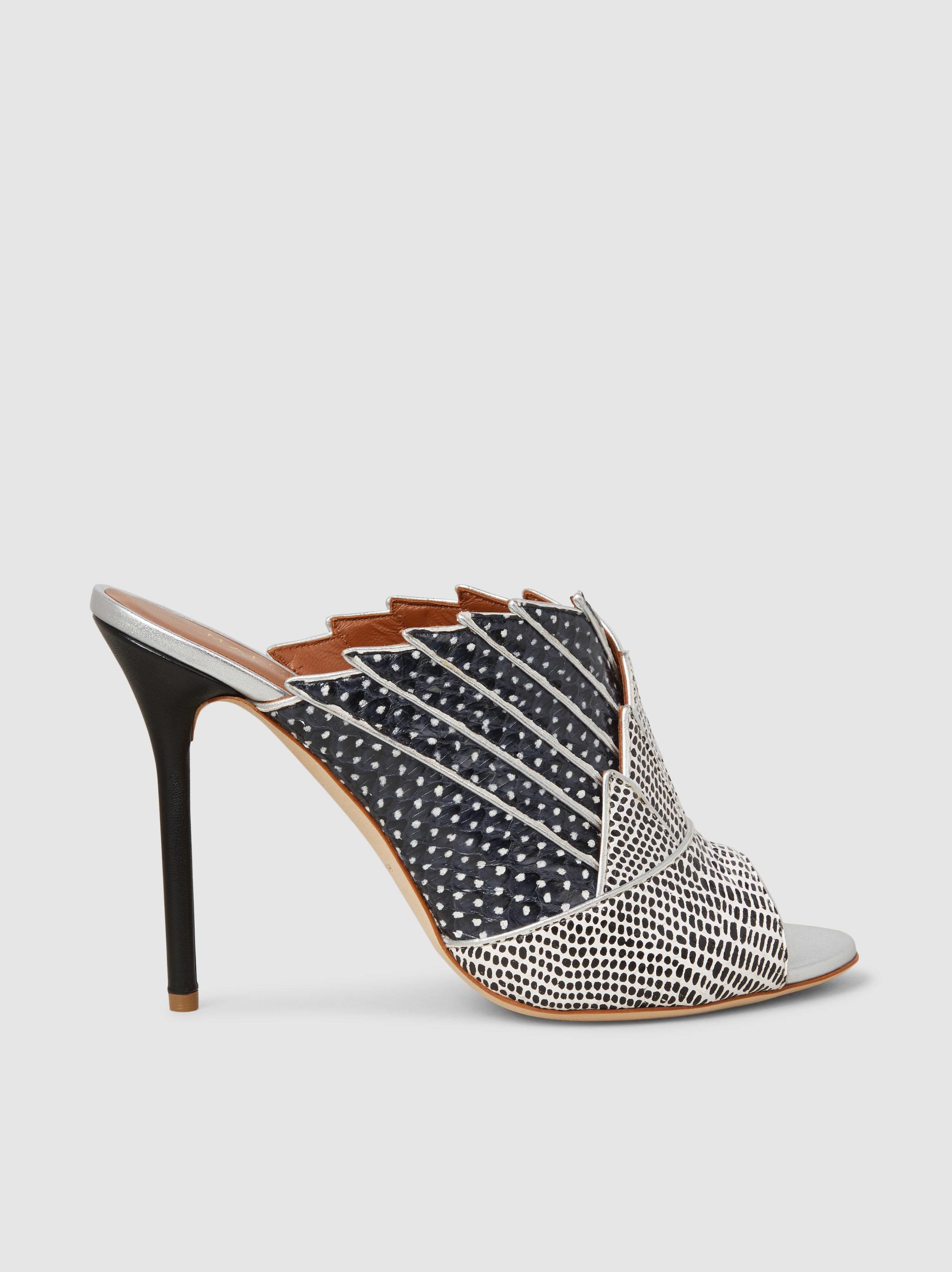 Donna Elaphe Mules Malone Souliers