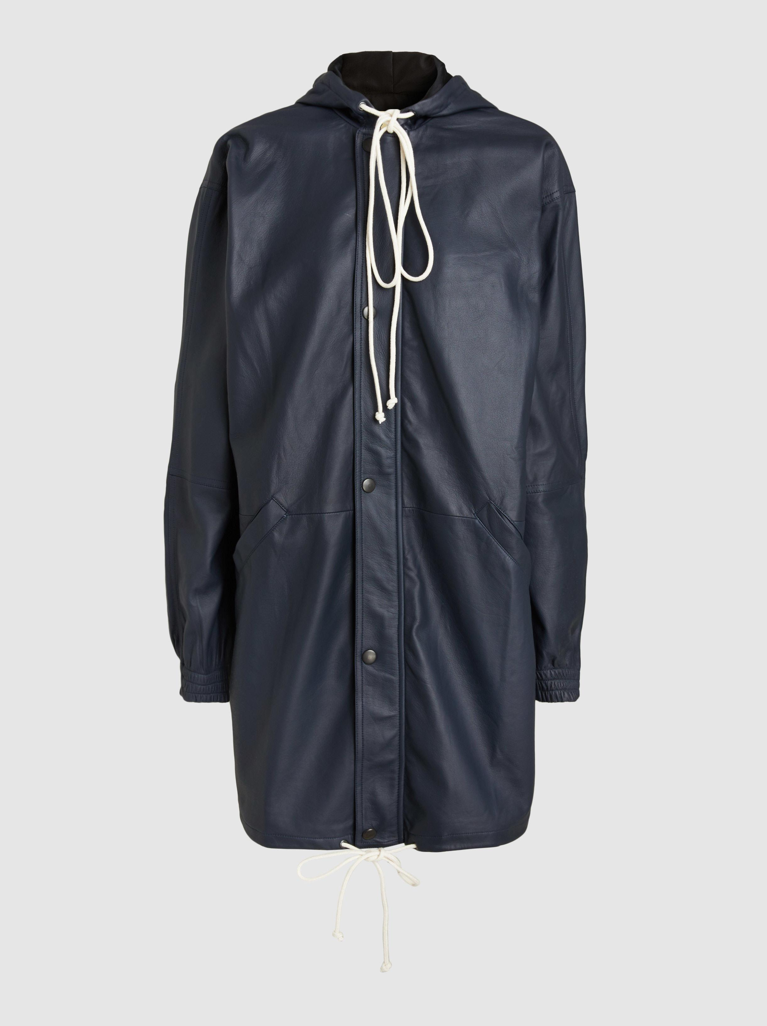 Cheap Marketable Leather Windbreaker Jacket BY. Bonnie Young Outlet Footaction Buy Cheap Sneakernews Discount Get Authentic bfdPJ