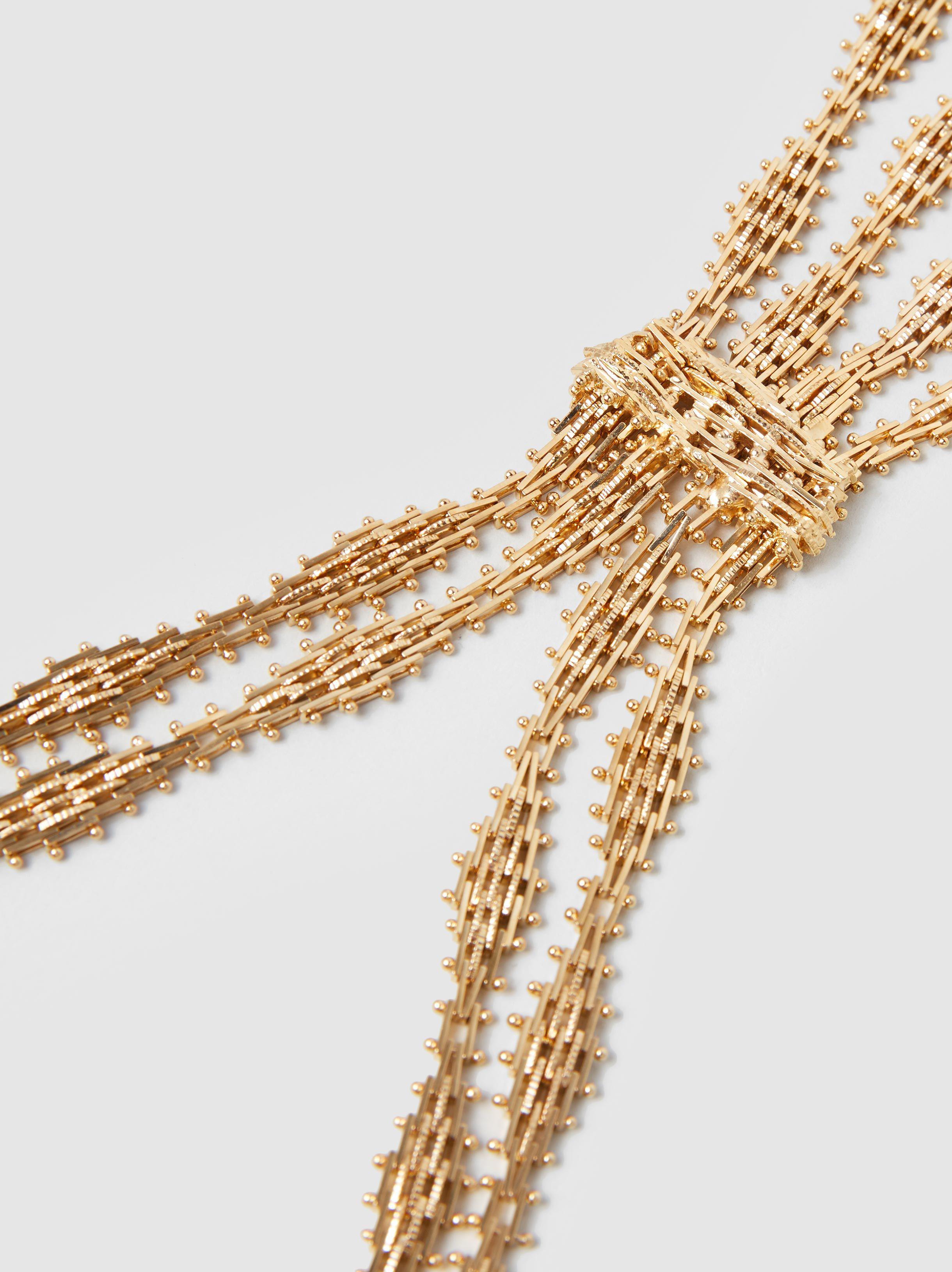 Volutta Gold-tone Necklace - one size Rosantica tTRwjdxb4j