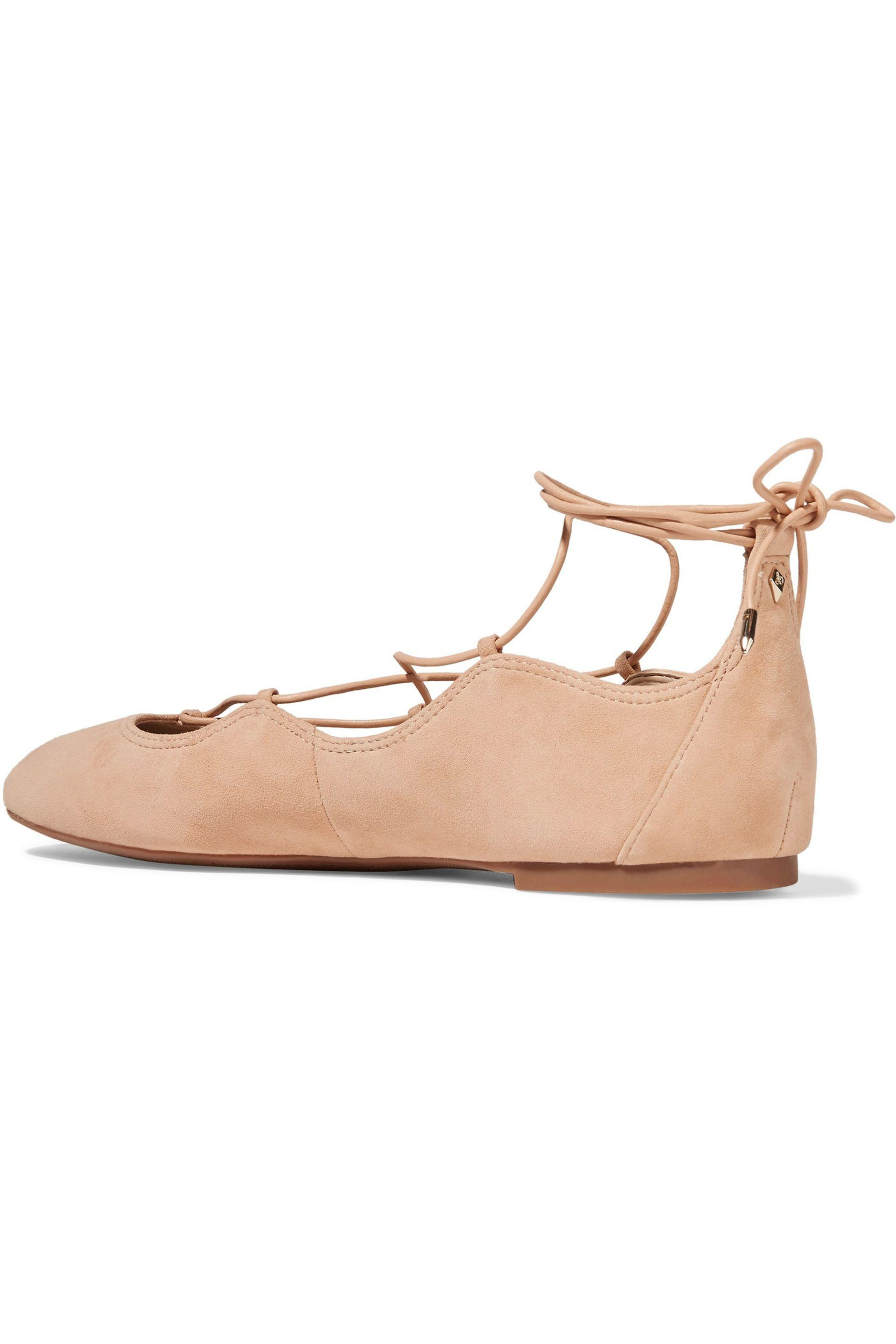 c533ab2f4d9c22 Gallery. Previously sold at  THE OUTNET.COM · Women s Lace Up Flats ...