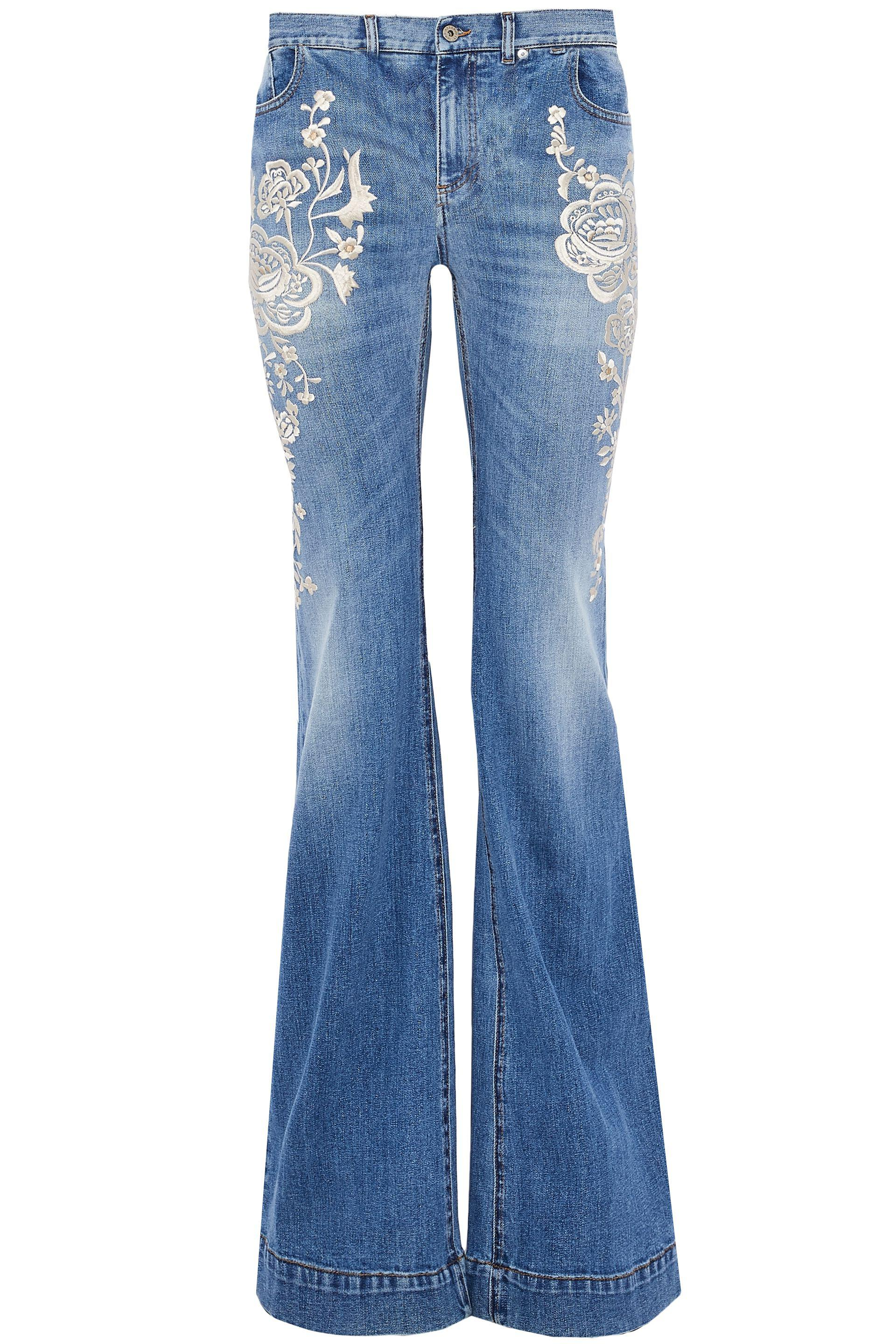 faded flared jeans - Blue The Seafarer nSNCe
