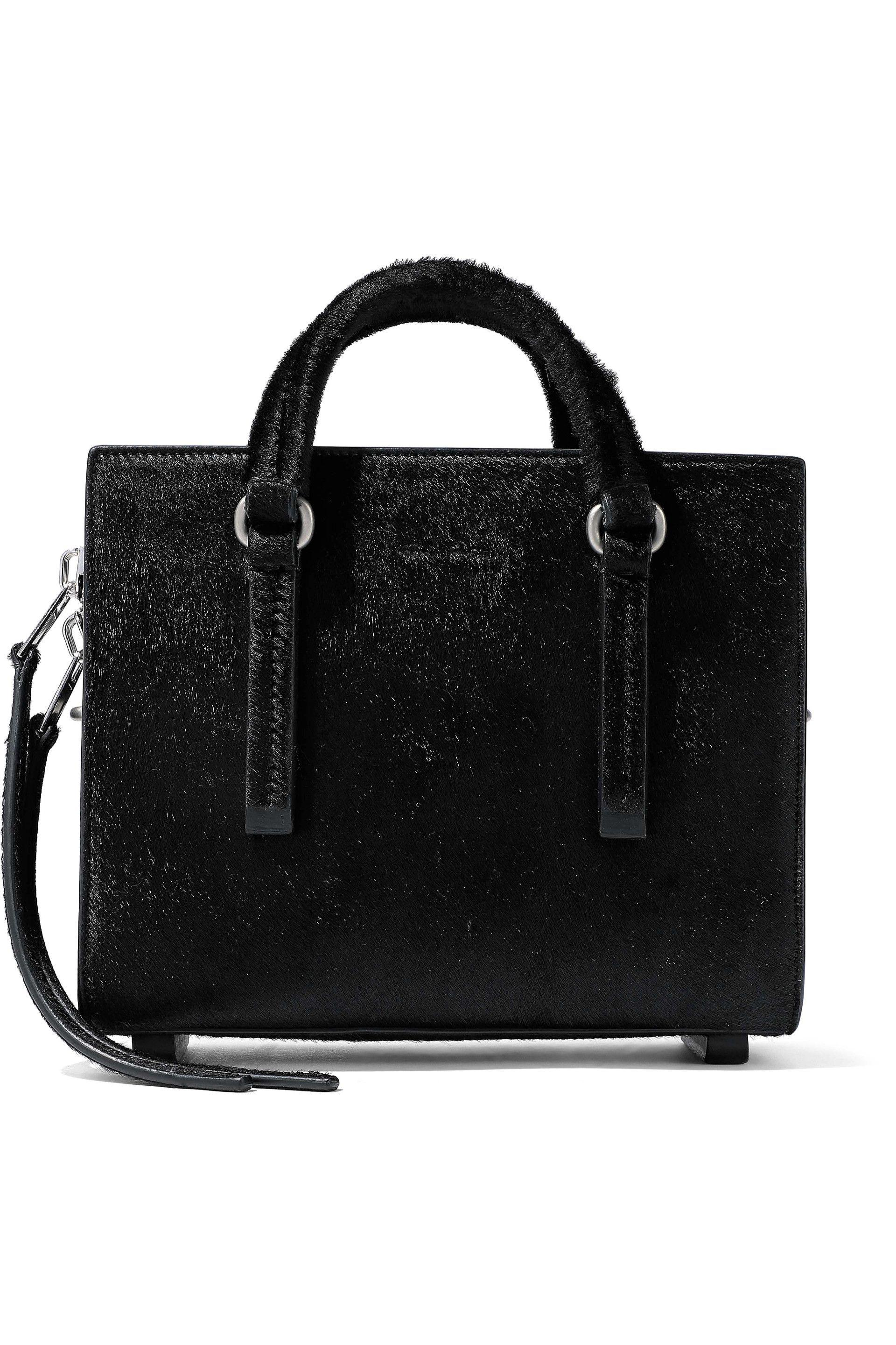 relaxed shoulder bag - Black Rick Owens UzbSu