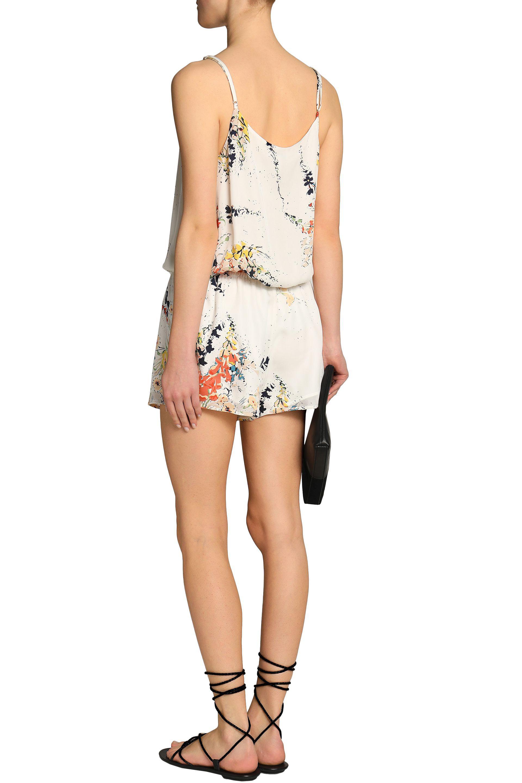 f267281aae467 joie-Off-white-Jerrica-Wrap-effect-Floral-print-Silk-Crepe-De-Chine-Playsuit.jpeg