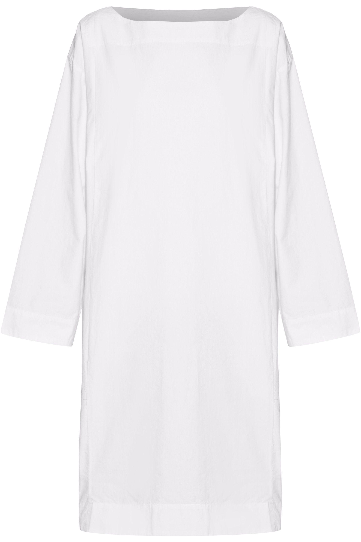 Sleepy Jones Woman Cotton Oxford Nightdress White Size M Sleepy Jones 4aPtuG