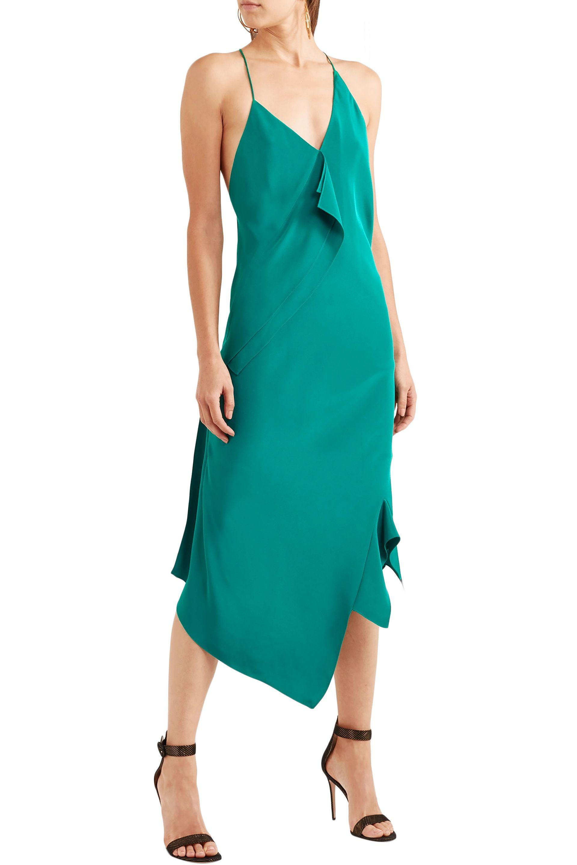 23dd3b1e02c roland-mouret-Teal-Woman-Jimboy-Asymmetric-Silk-Midi-Dress-Teal.jpeg