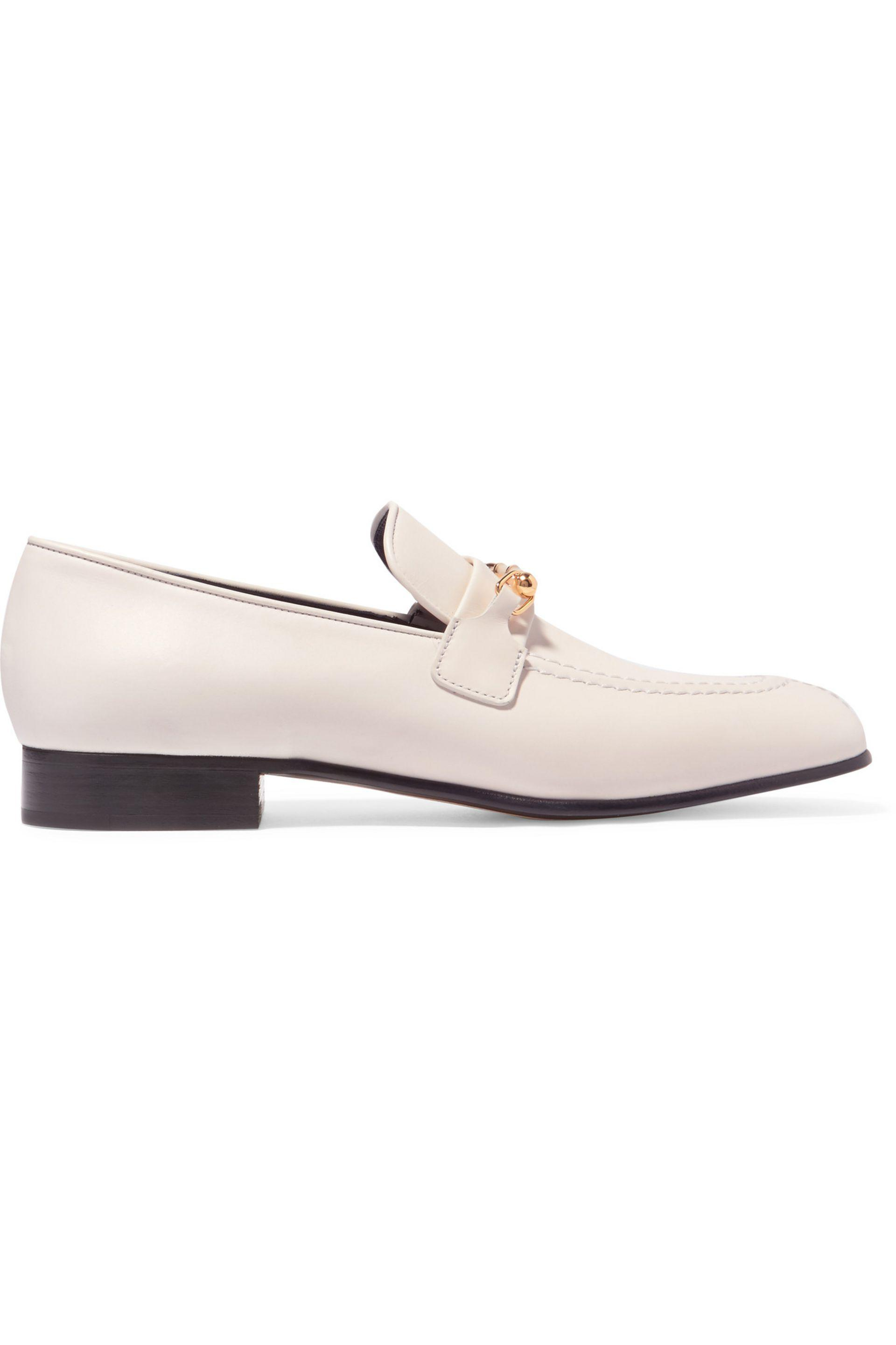 smooth slip-on loafers - White Joseph XzQAt