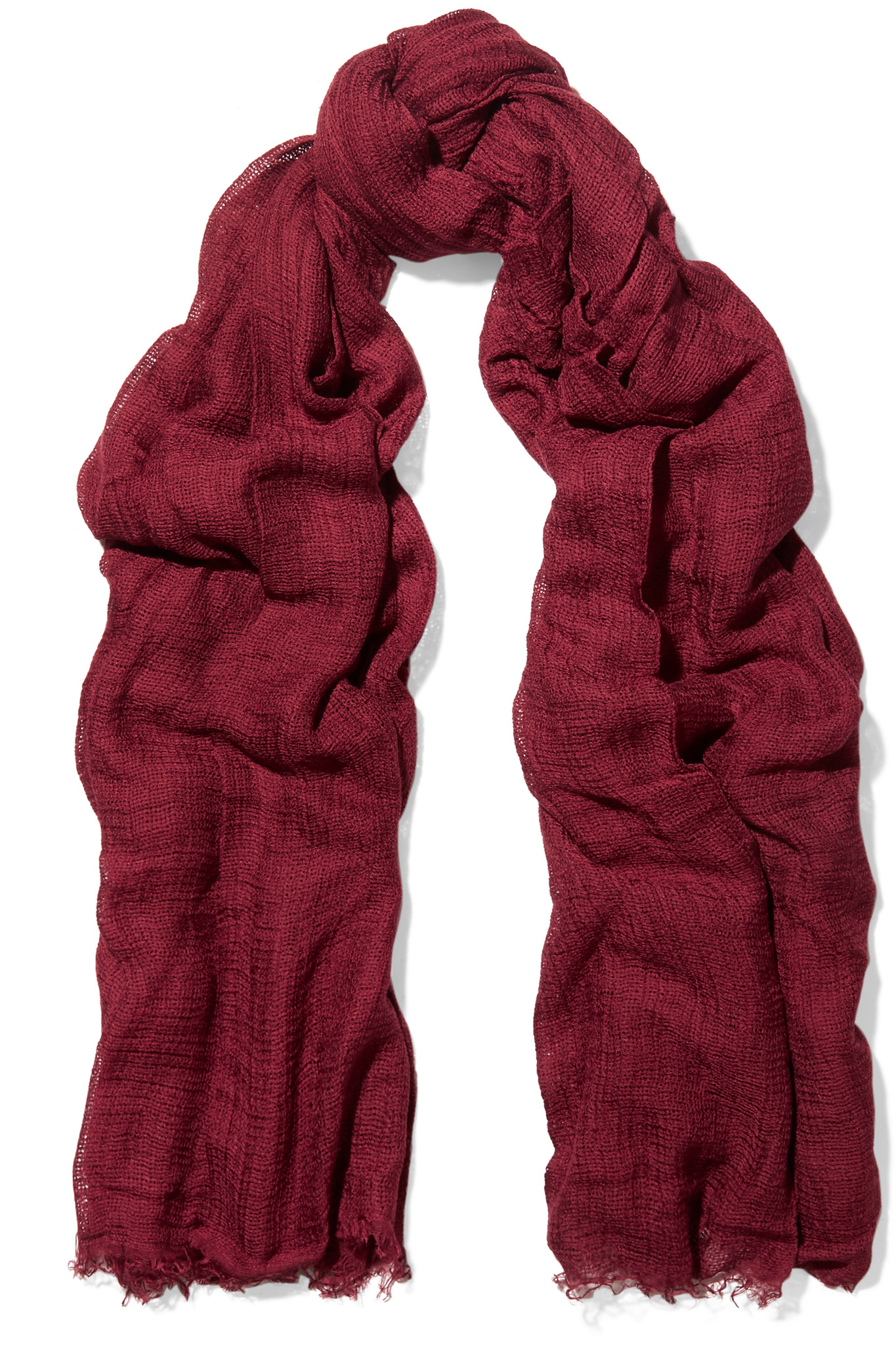 rag bone buckley modal scarf in lyst