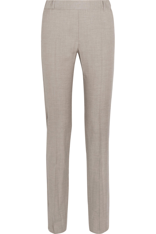 Slim-leg garbadine trousers Maison Martin Margiela hHq3gpt