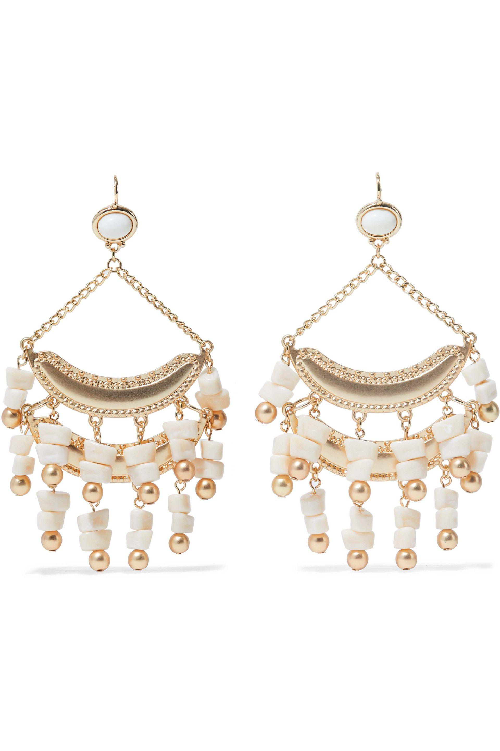 mother pearl jewelry lg in default parsons kendra of categories statement mop scott beaded white earrings