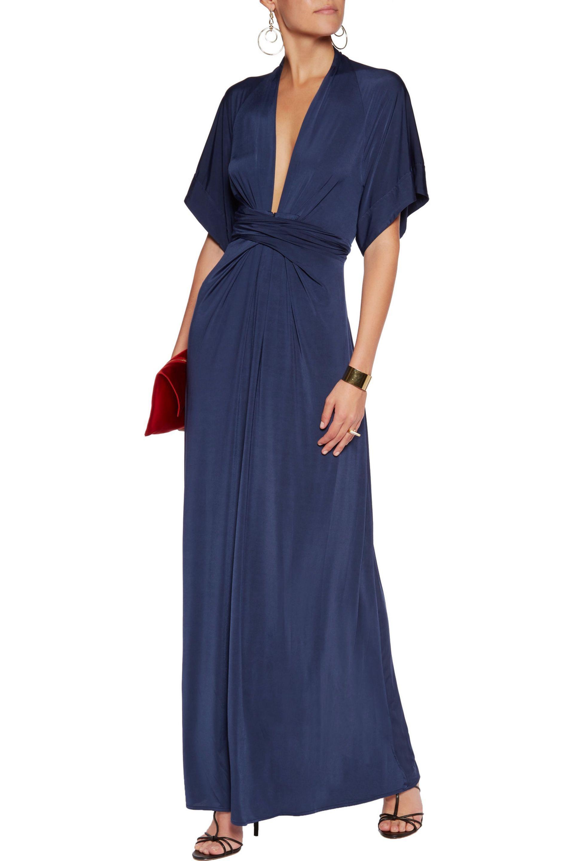 Raoul | Blue Jersey Gown | Lyst. View Fullscreen