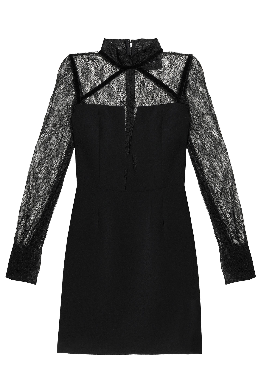 584e7b304b7 nicholas-Black-Chantilly-Lace-paneled-Crepe-Mini-Dress.jpeg