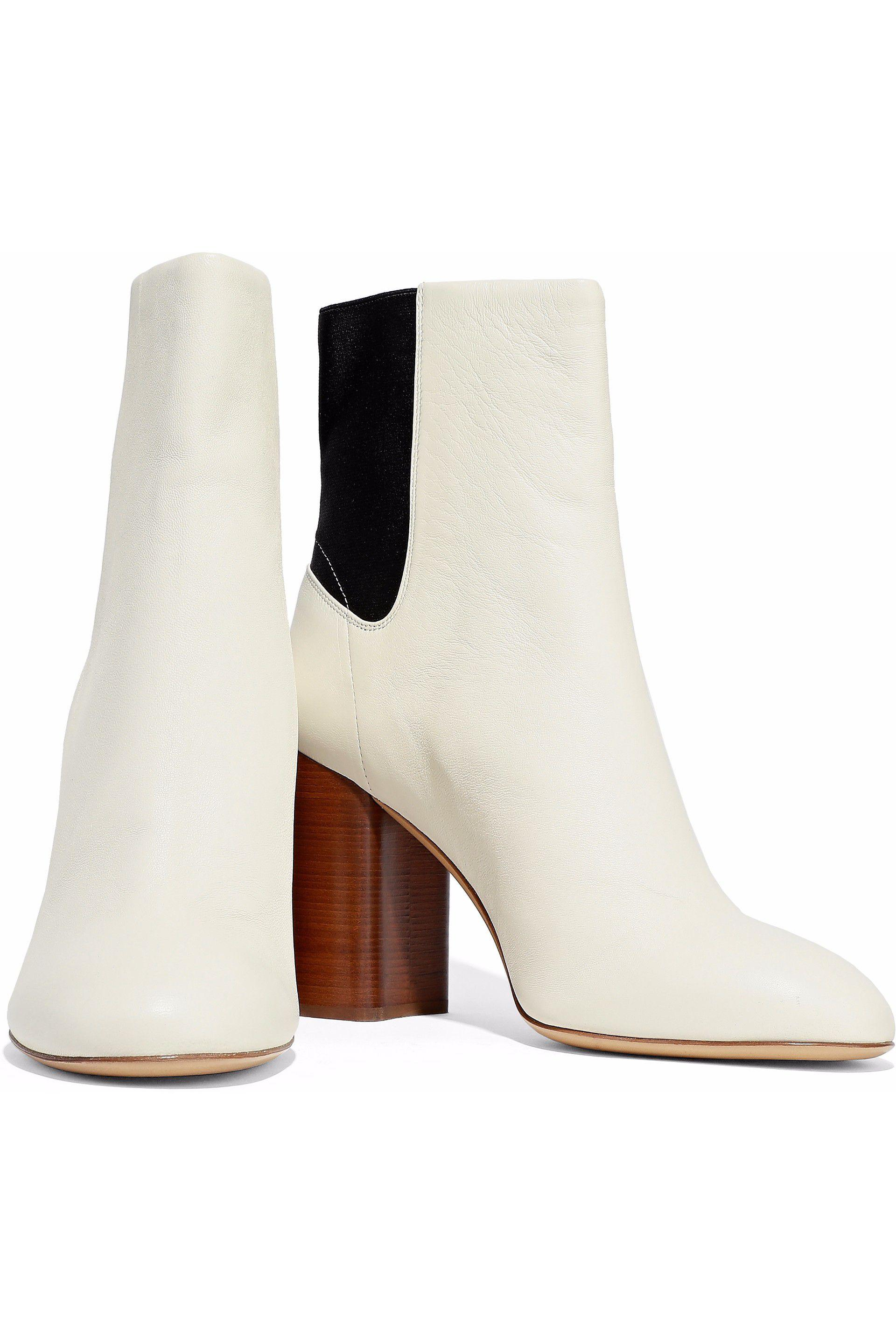 with paypal low price Rag & Bone Two-Tone Ankle Boots new AzMEp9LpM