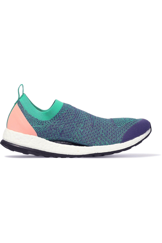 timeless design 3f5ce 28ee9 Adidas X By Lyst Knit Stella Pure Cutout Stretch Mccartney Boost dYn5Bn