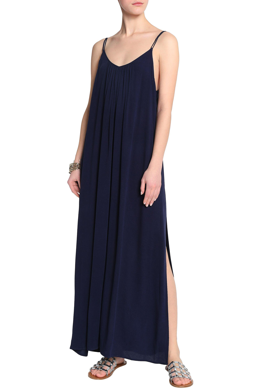 671668ab81 Lyst - Heidi Klum Beach Dress in Blue