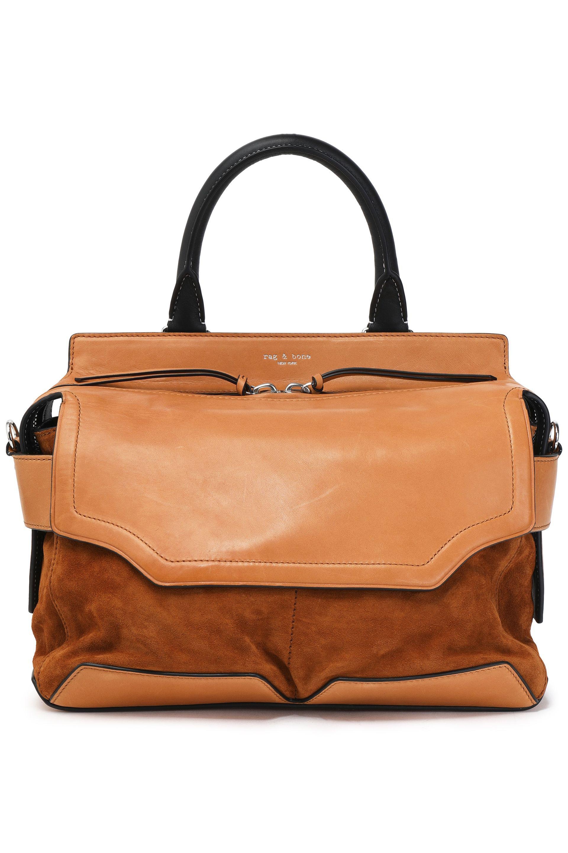 Lyst - Rag   Bone Shoulder Bag Light Brown in Brown c354316254401