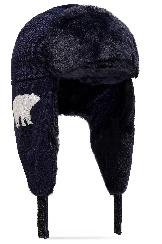 Perfect Moment Intarsia Wool-blend Trapper Hat in Blue - Lyst d993b01ff0f6