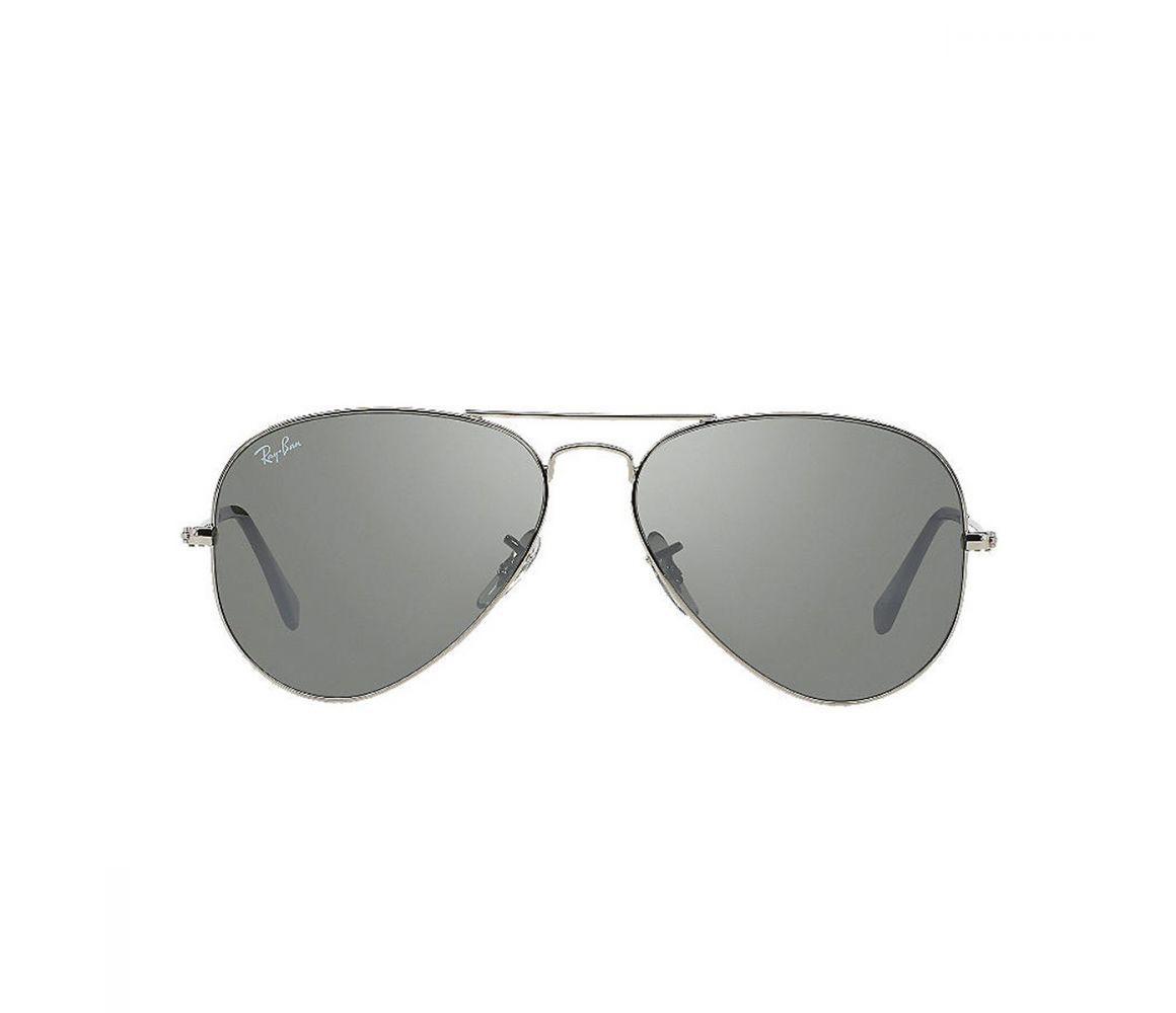 d856e52fc6 Ray-Ban - Metallic Aviator Mirror Rb3025 W3277 Silver With Silver Lenses  Sunglasses for Men. View fullscreen