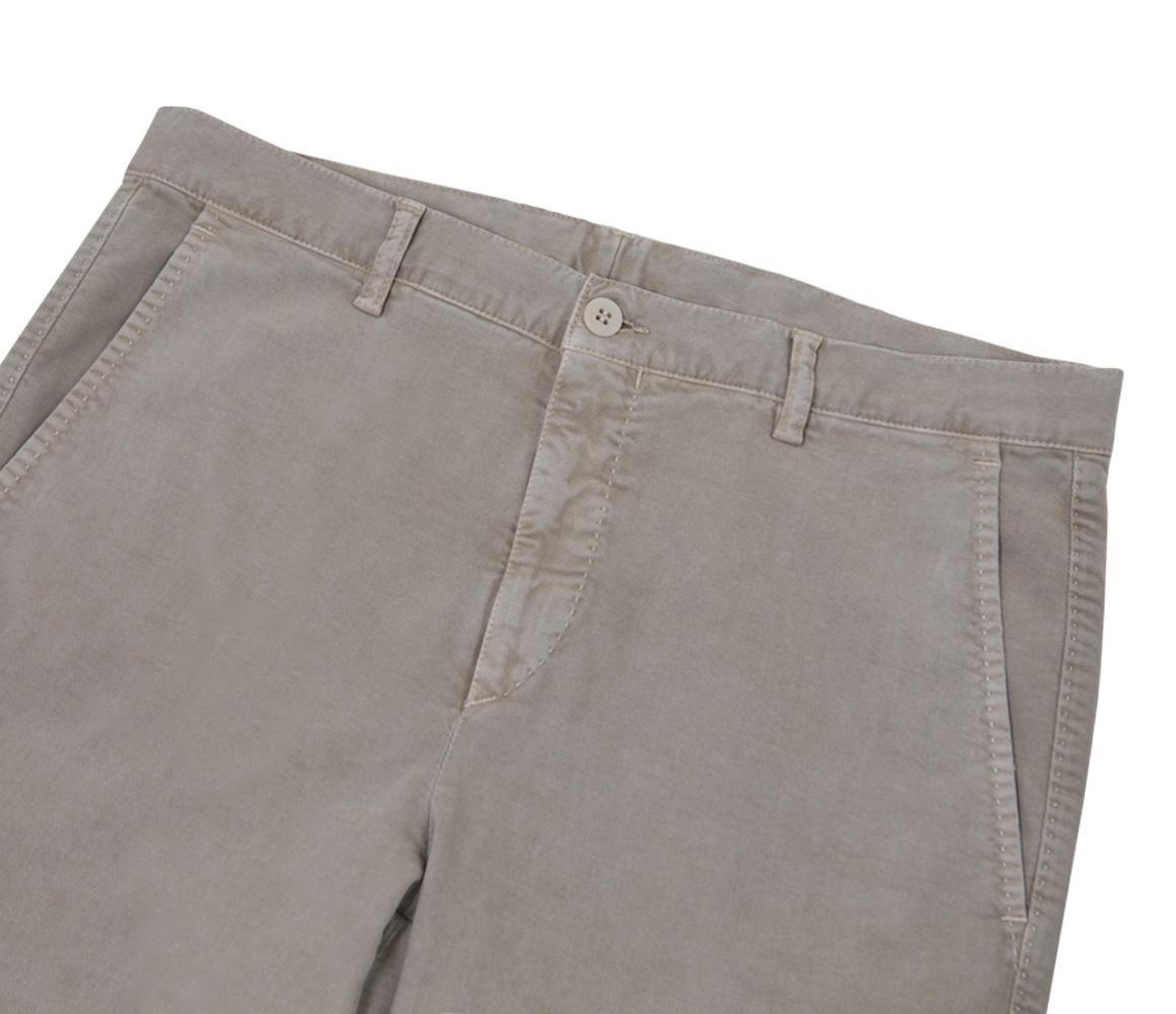 Natural Cotton And Wool Shorts Anderson & Sheppard Clearance Popular Footlocker Pictures Sale Online Online Shop Cheap Price From China Clearance Sale 43V2L