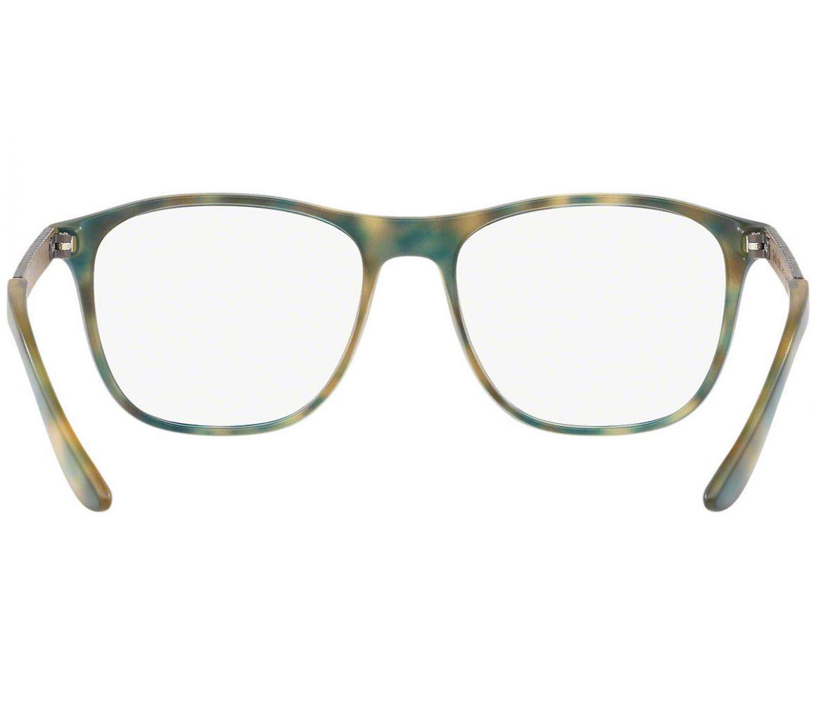 32450853321b Giorgio Armani - Green And Blue Pattern Frames With Clear Lenses Eyewear  Ar7135 5411 for Men. View fullscreen