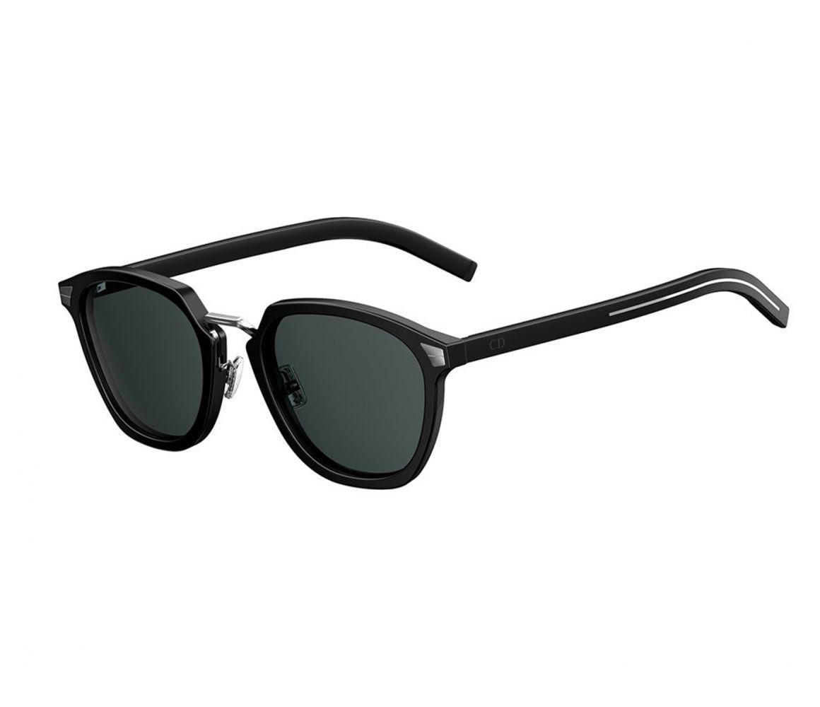 3e5e4f695434 Dior Homme Black Frames With Black Lenses 807 ir in Black for Men - Lyst