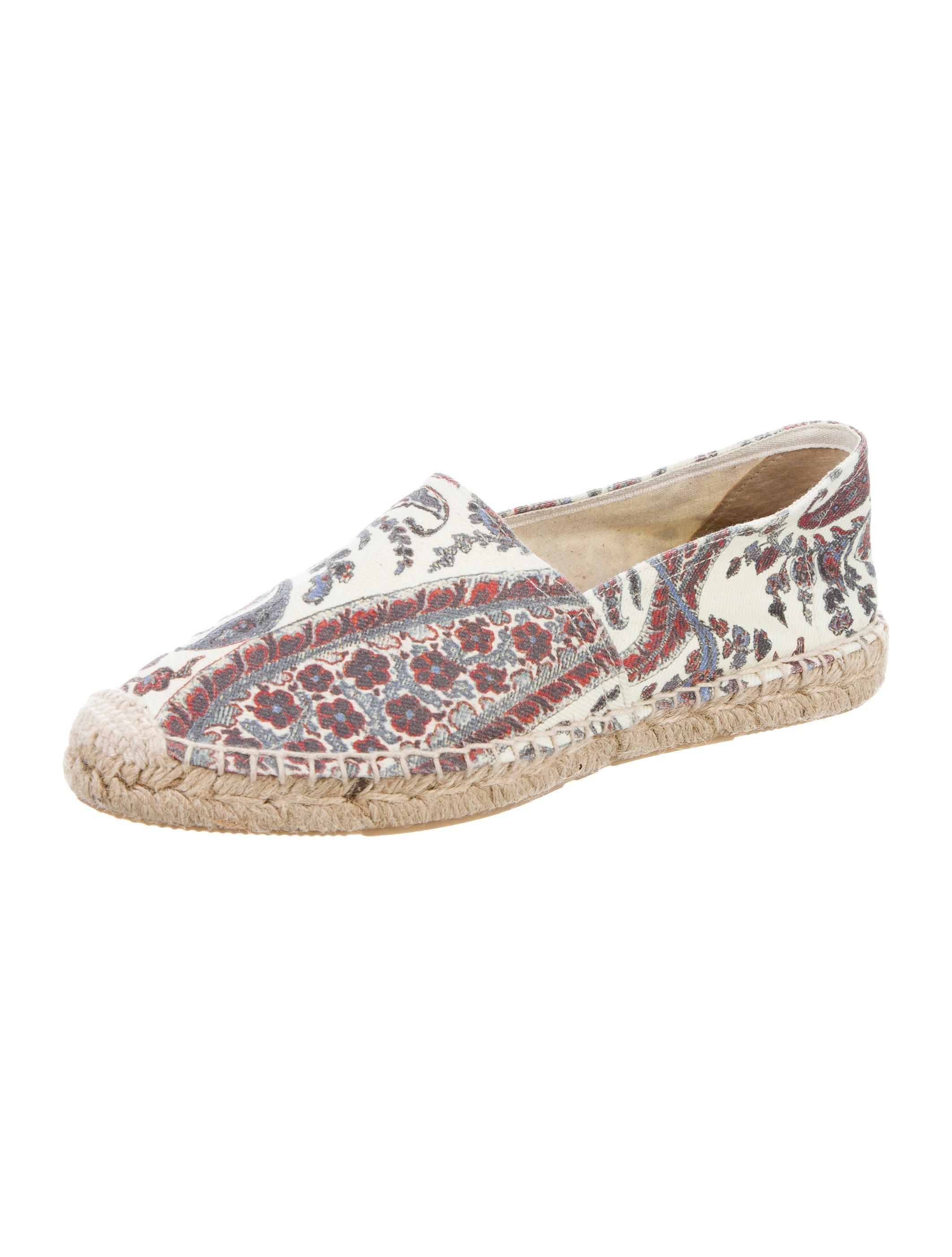 where can i order cheap sale view Étoile Isabel Marant Canvas Espadrille Flats outlet really Uc4RY46M