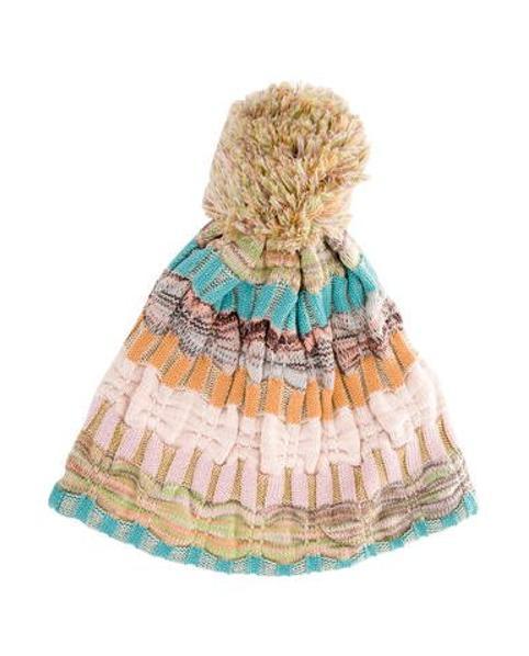 0b0c81eff96 Missoni - Rib Knit Beanie Multicolor - Lyst. View fullscreen