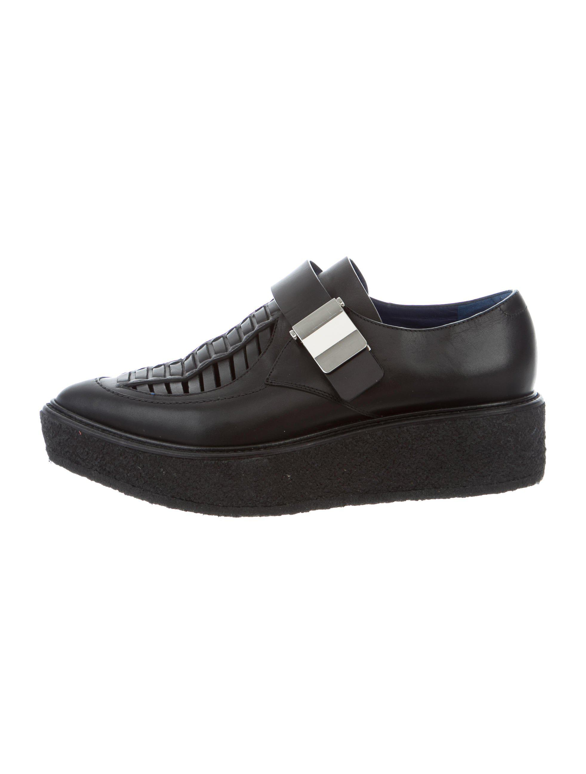 Proenza Schouler Leather Platform Oxfords buy cheap clearance cheap newest 0zxS5