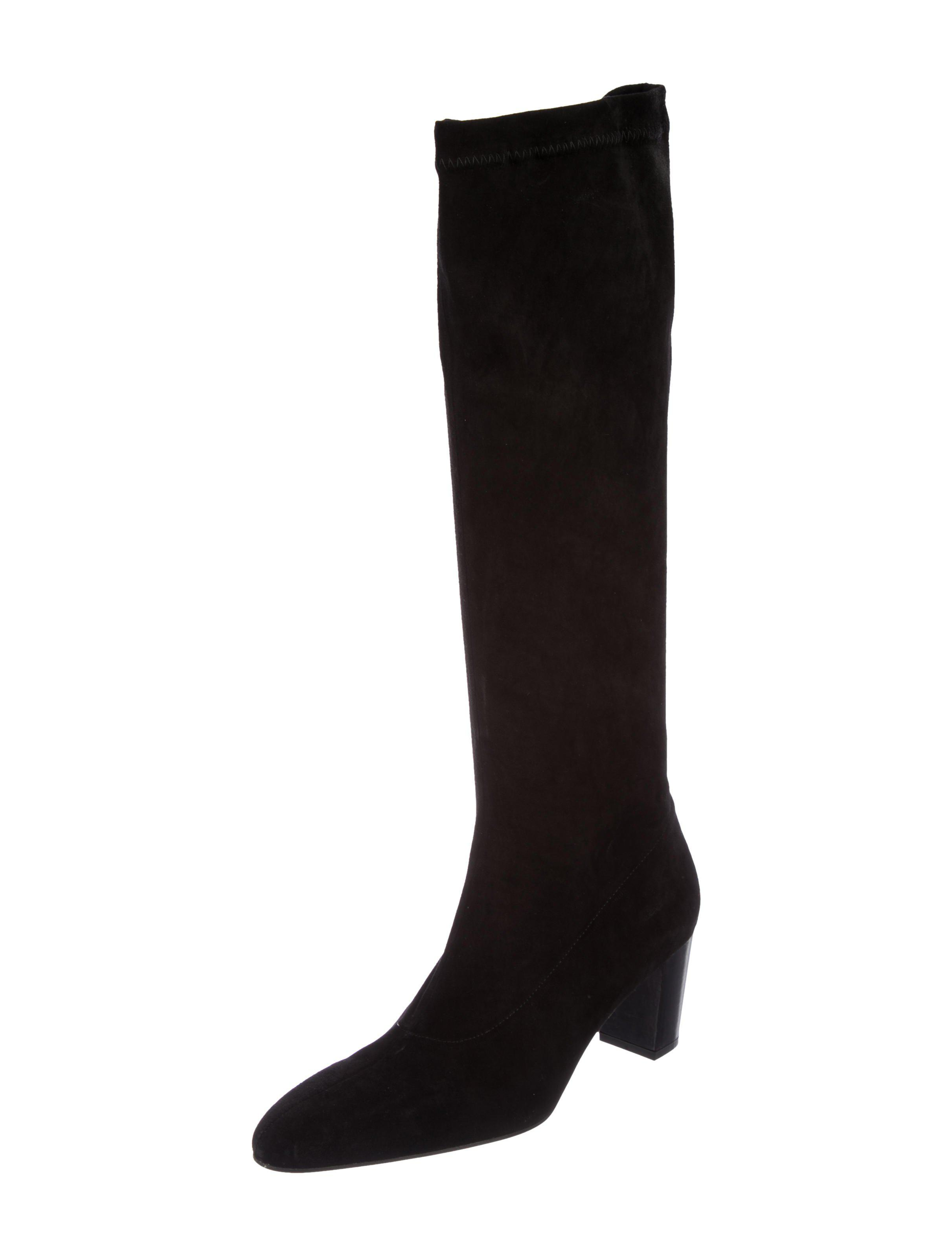 buy cheap get authentic Roger Vivier Distel Knee-High Boots w/ Tags extremely sale online clearance purchase F9Rx2